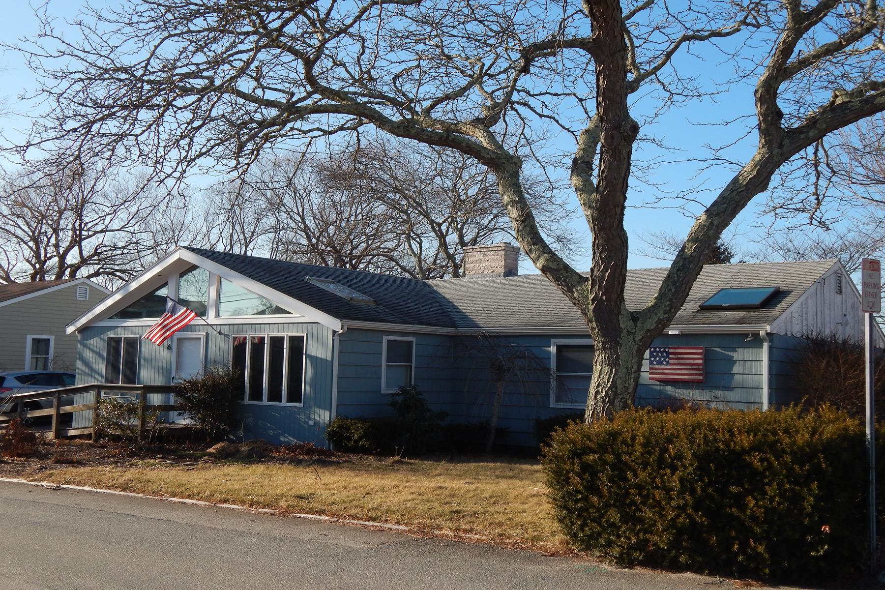 Casa Unifamiliar por un Venta en West End Ranch 6 Browne Street Provincetown, Massachusetts 02657 Estados Unidos