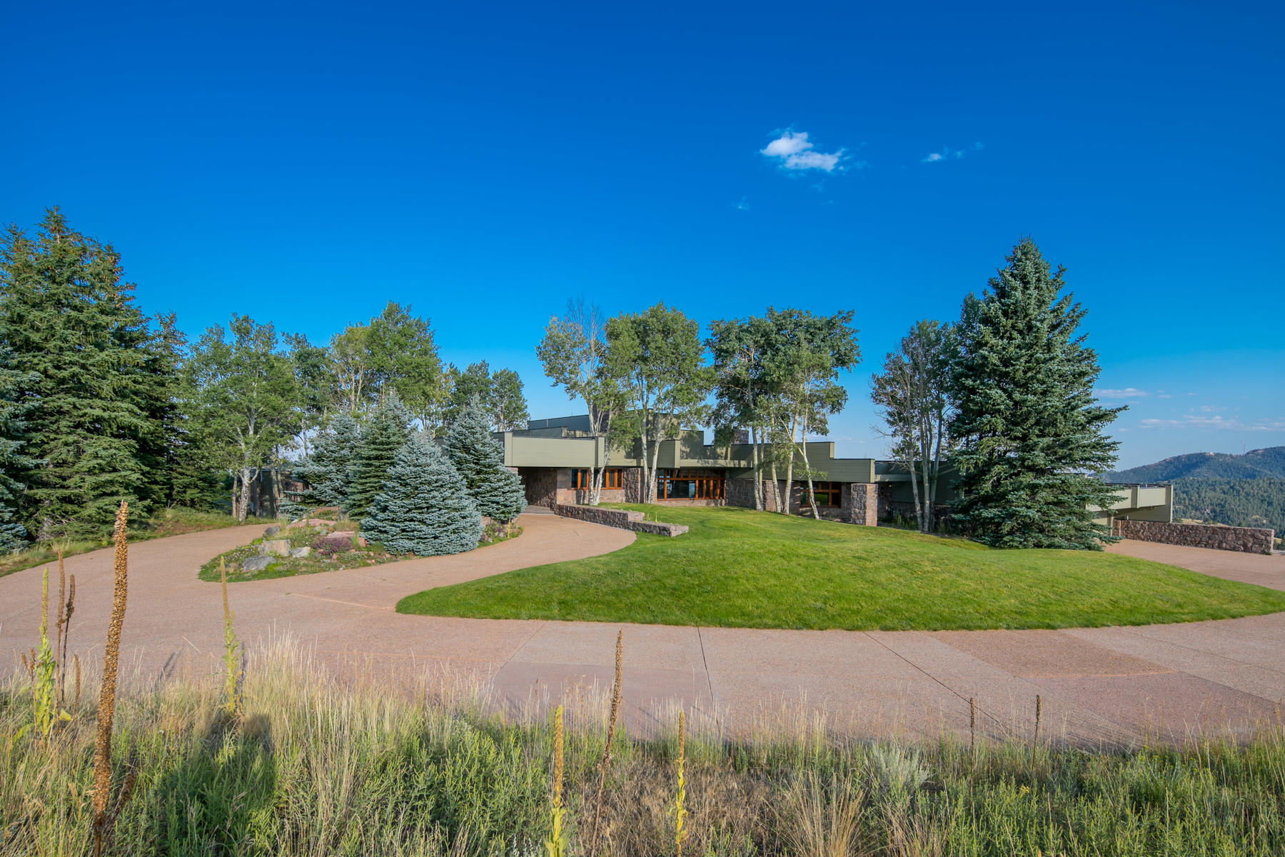 Property for Sale at Expansive Ranch Home in Genesee 21509 Cabrini Boulevard Golden, Colorado 80401 United States