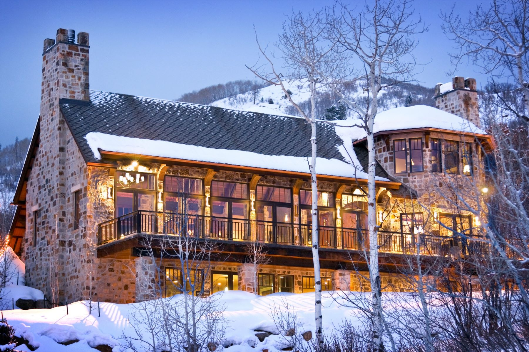 Maison unifamiliale pour l Vente à Modern Mountain Luxury 120 Deer Clover Lane Steamboat Springs, Colorado, 80487 États-Unis