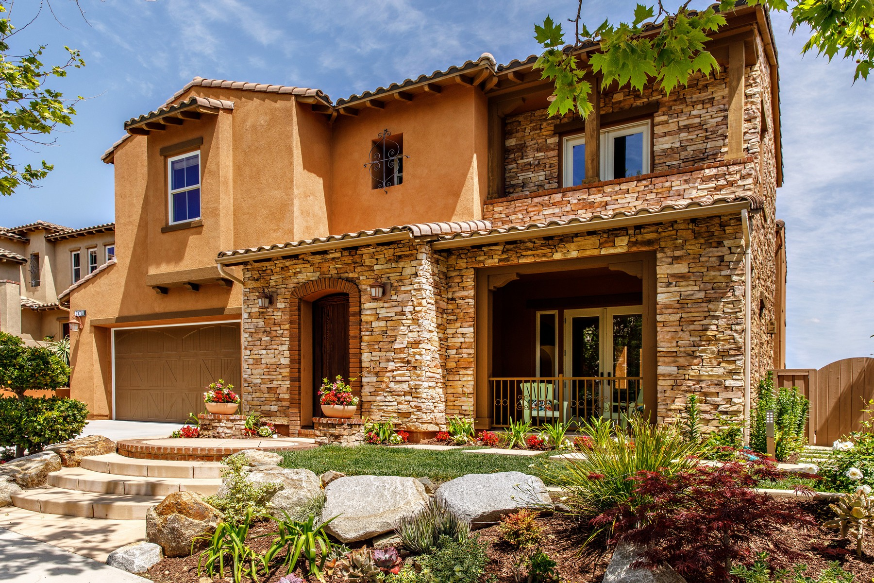 Single Family Home for Sale at 7178 Sitio Caballero Carlsbad, California 92009 United States