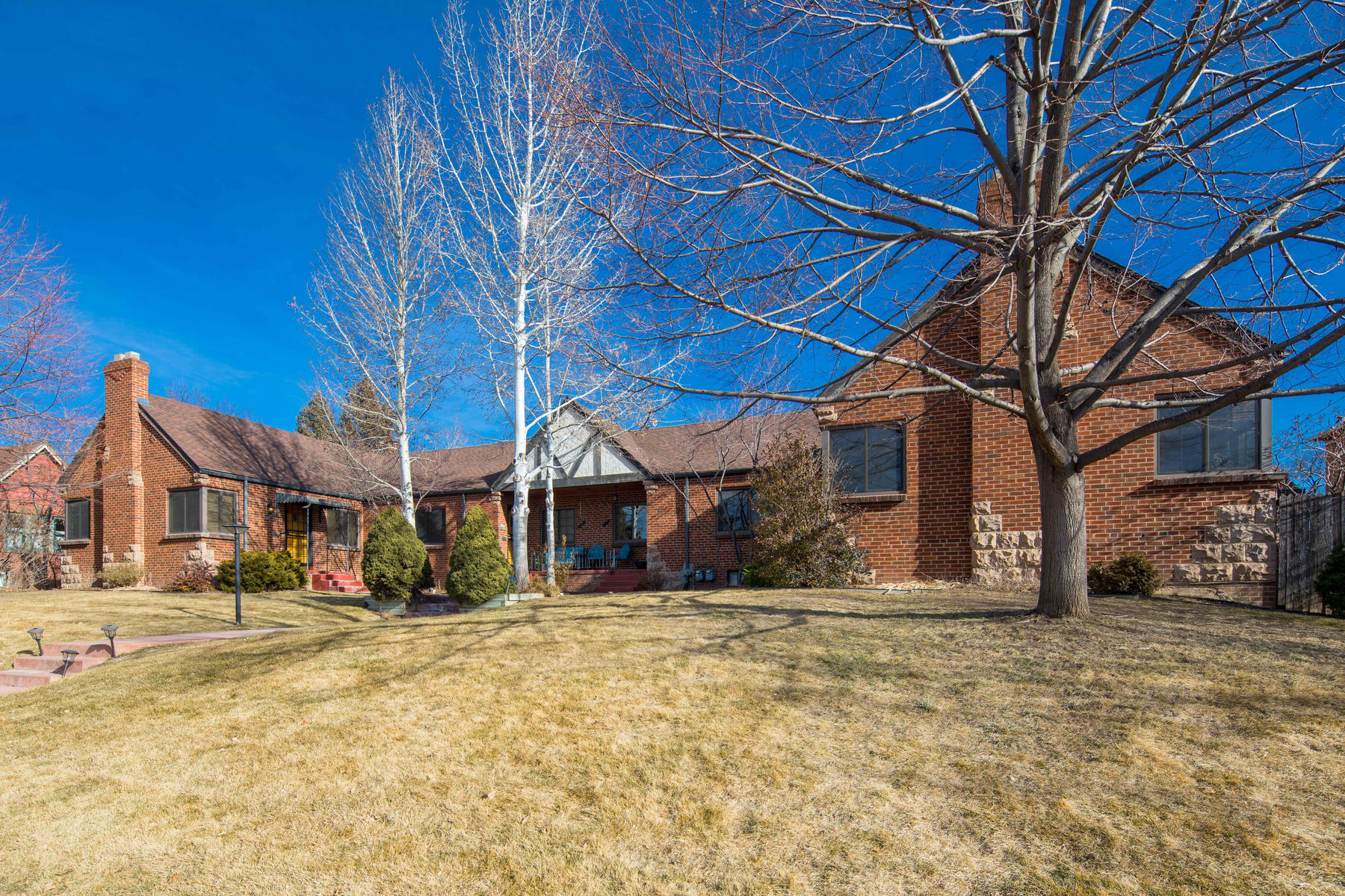 Single Family Home for Active at 1416 Locust St. 1416 Locust St. Denver, Colorado 80220 United States