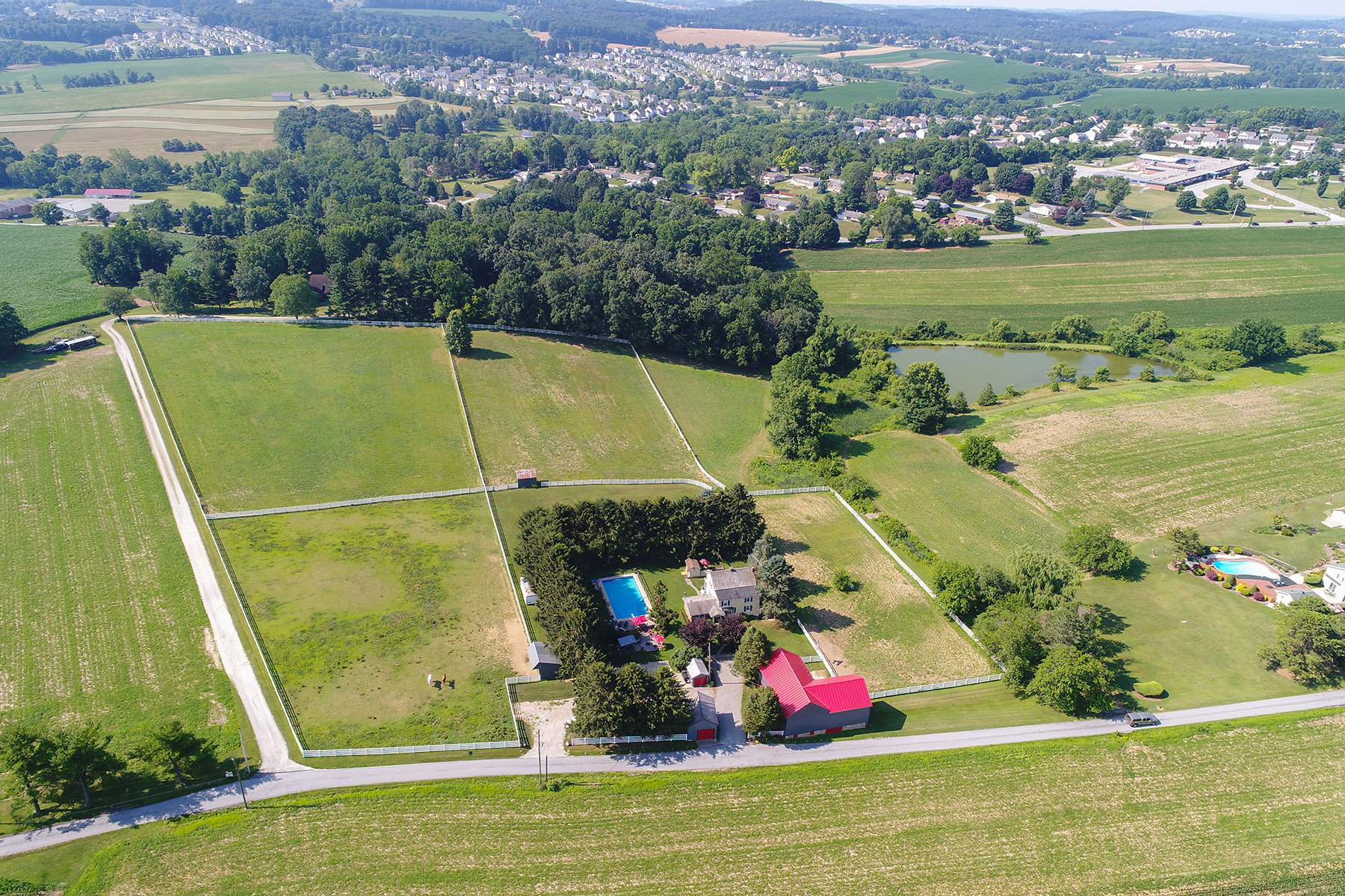 Farm / Ranch / Plantation for Sale at 250 Country By Way 250 Country By Way York, Pennsylvania 17402 United States