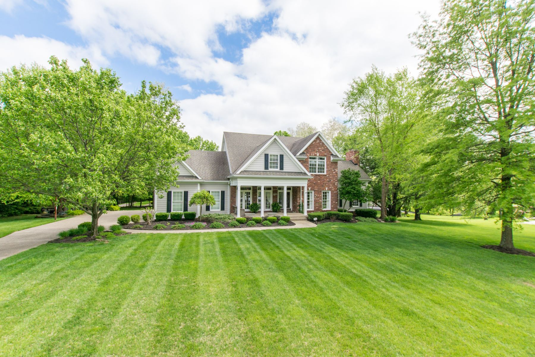 Casa para uma família para Venda às 13000 Reading Road Goshen, Kentucky, 40026 Estados Unidos
