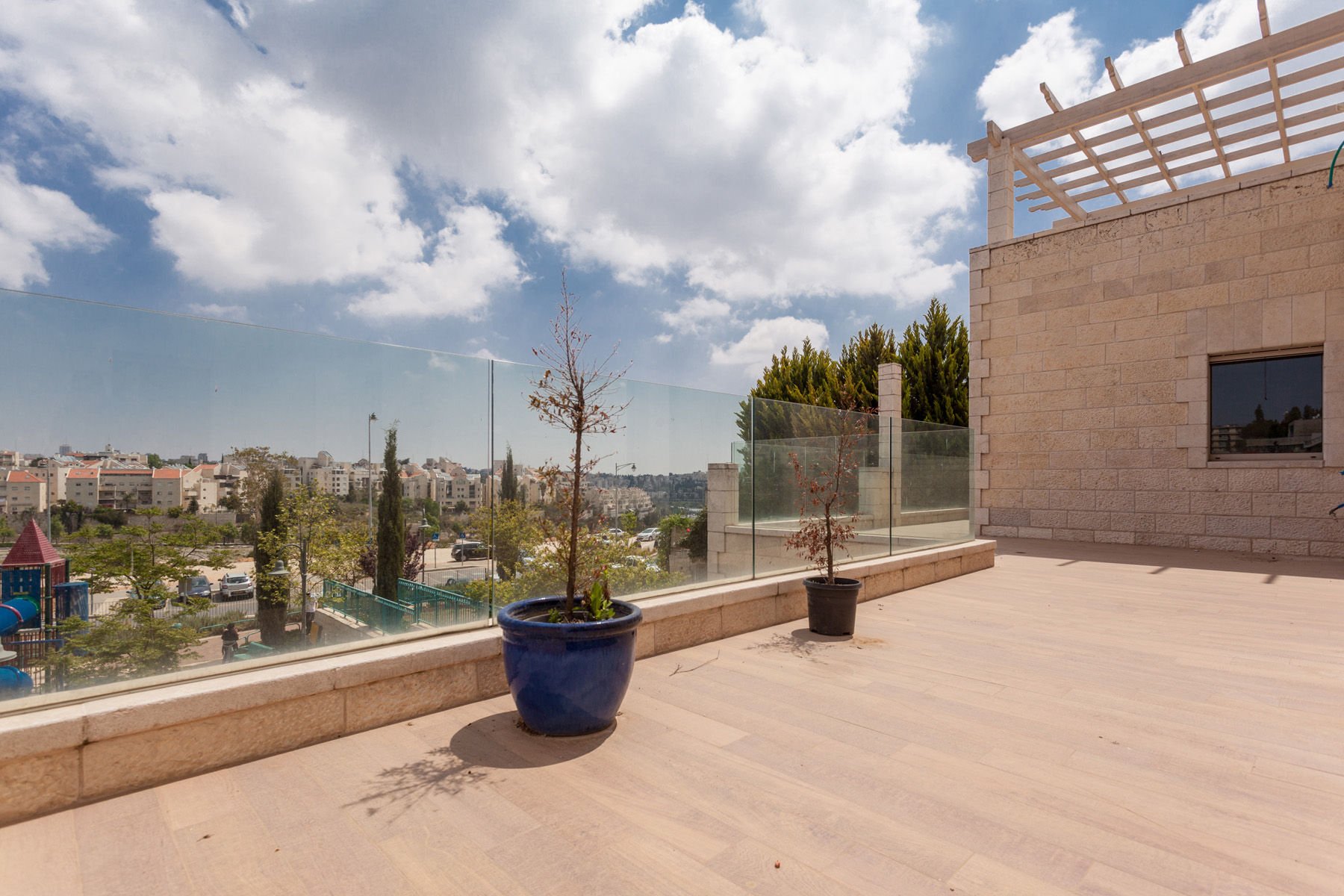 Additional photo for property listing at Stately Brand New Luxury Apartment Jerusalem, Israel Israel