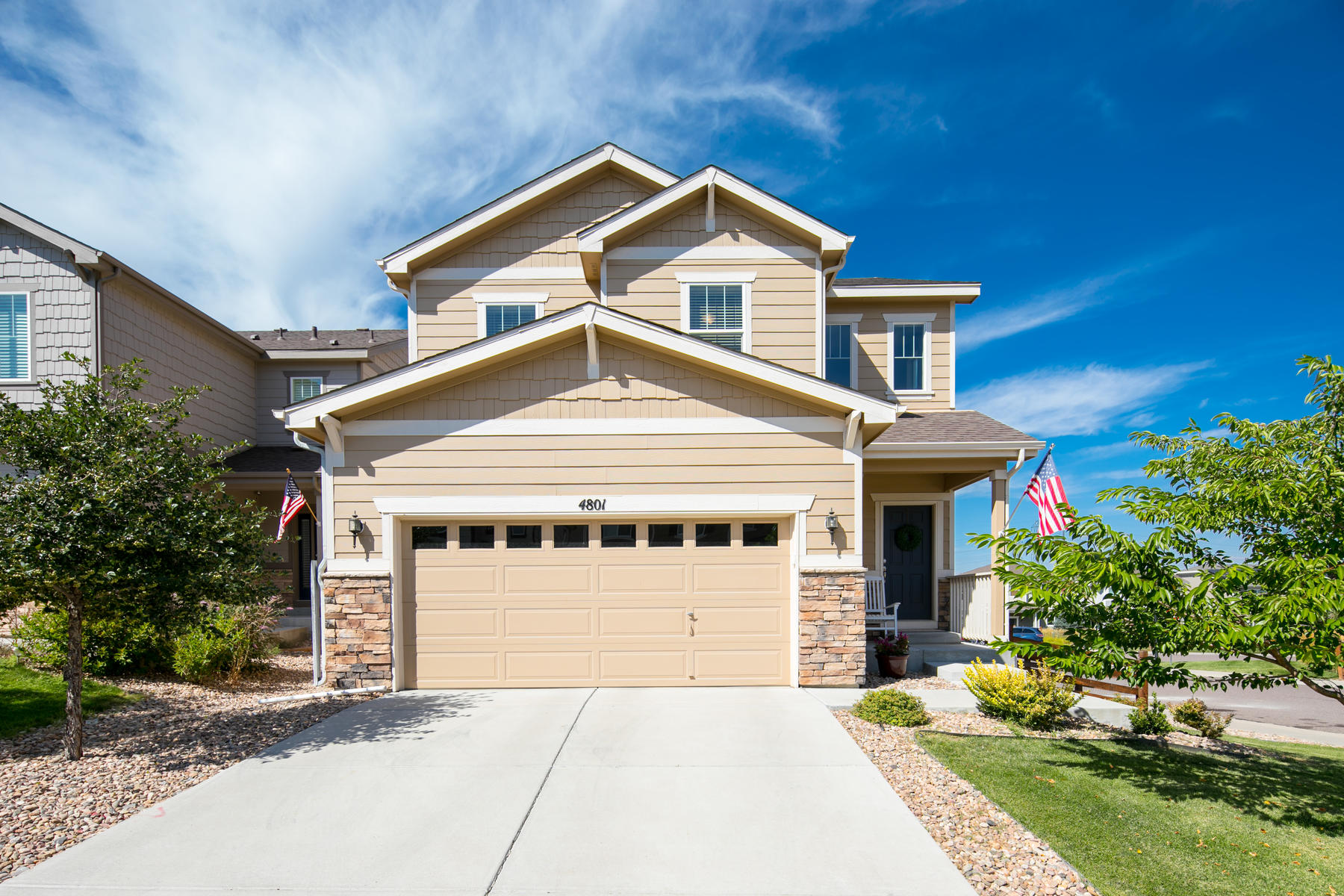 Single Family Homes for Sale at This Wonderful Home Truly Sets Itself Apart! 4801 S Picadilly Court Aurora, Colorado 80015 United States