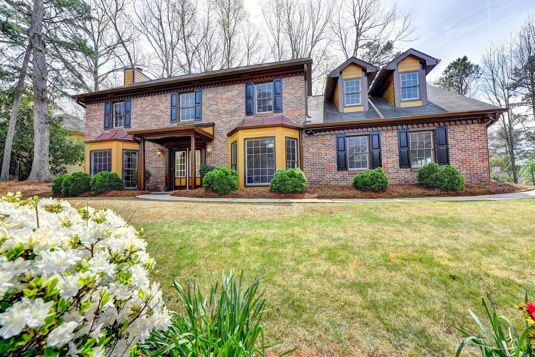 Villa per Vendita alle ore Well Maintained Brick Cul-De-Sac Home! 510 Bellfield Ct Roswell, Georgia 30076 Stati Uniti