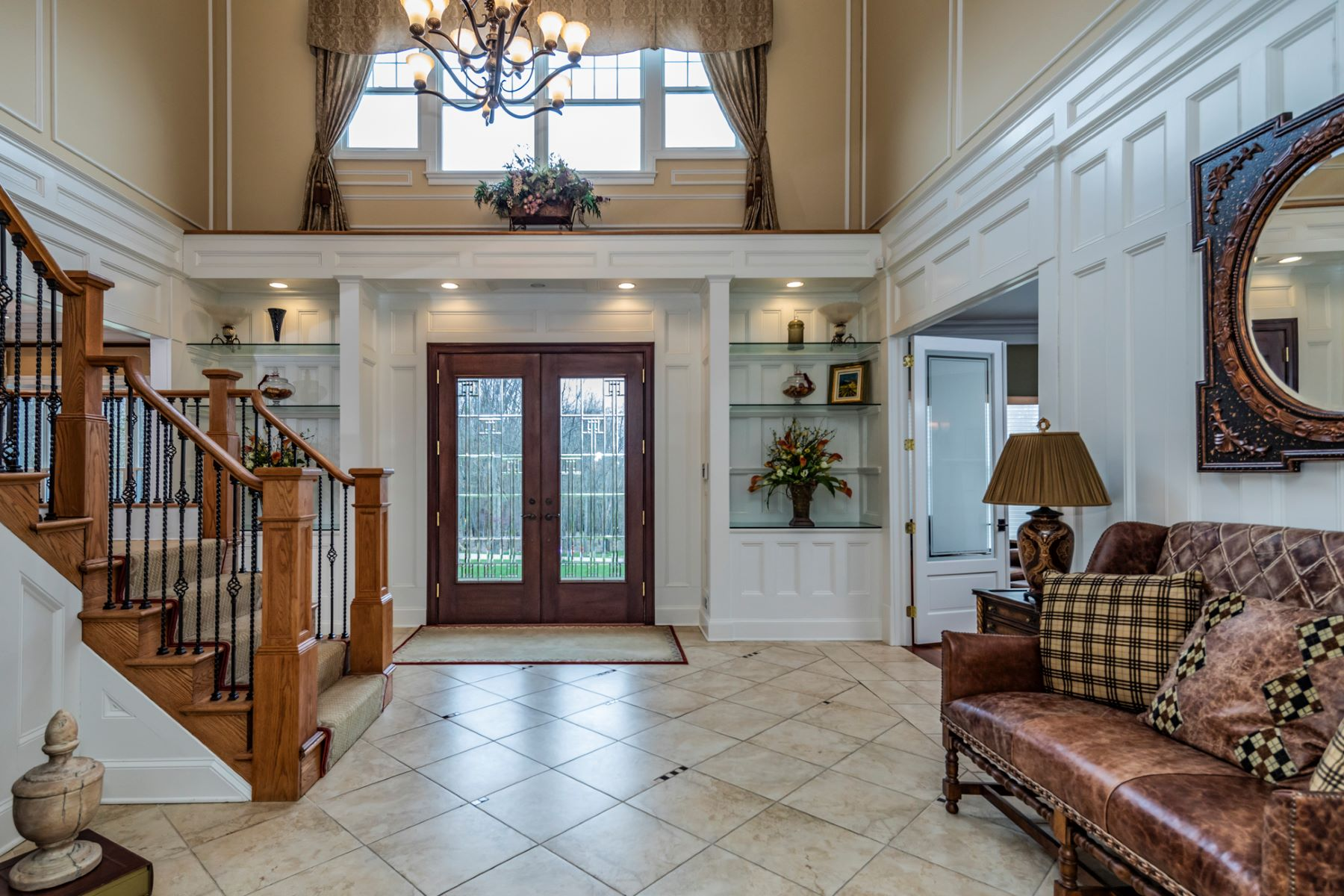 Additional photo for property listing at An Oasis Of Luxury Custom Built to the Highest Standards 239 Zion Road, Hillsborough, New Jersey 08844 United States