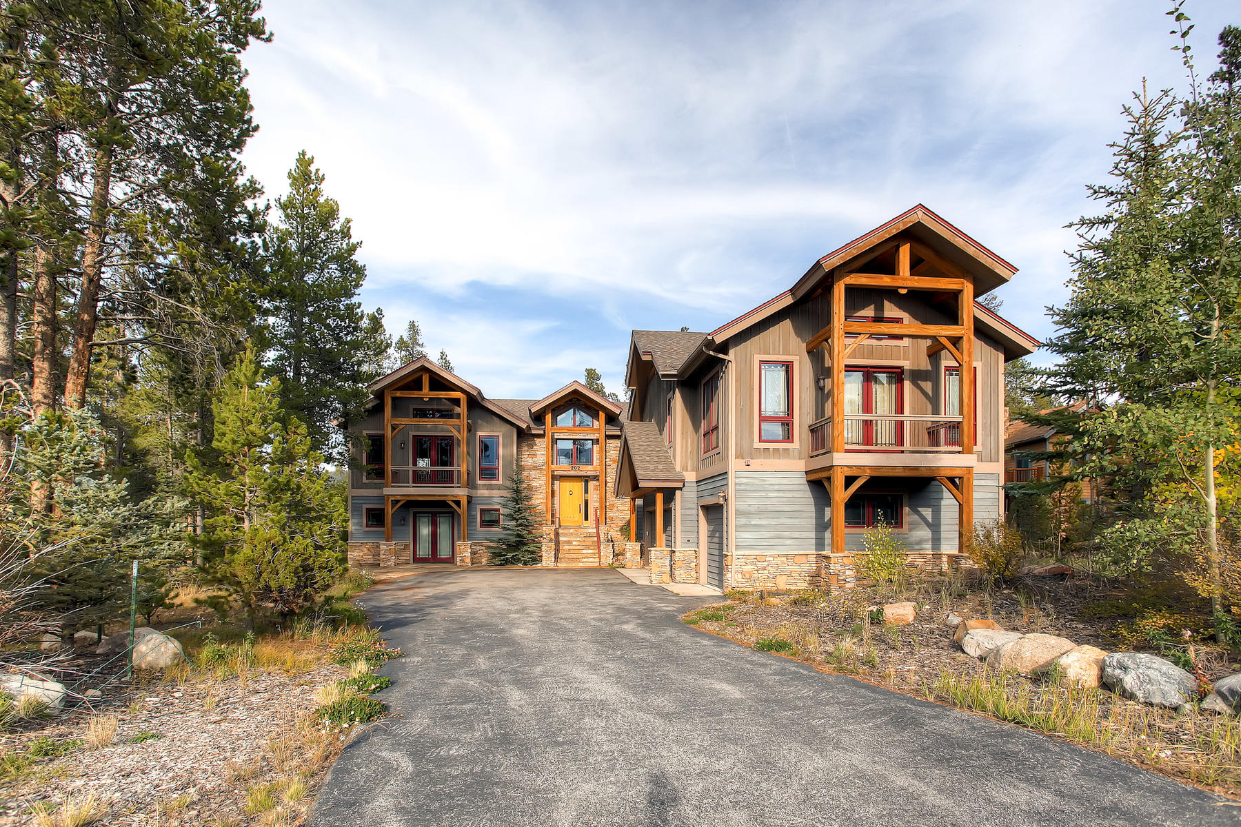Single Family Home for Active at Highlands Golf Course Home 202 Marksberry Way Breckenridge, Colorado 80424 United States
