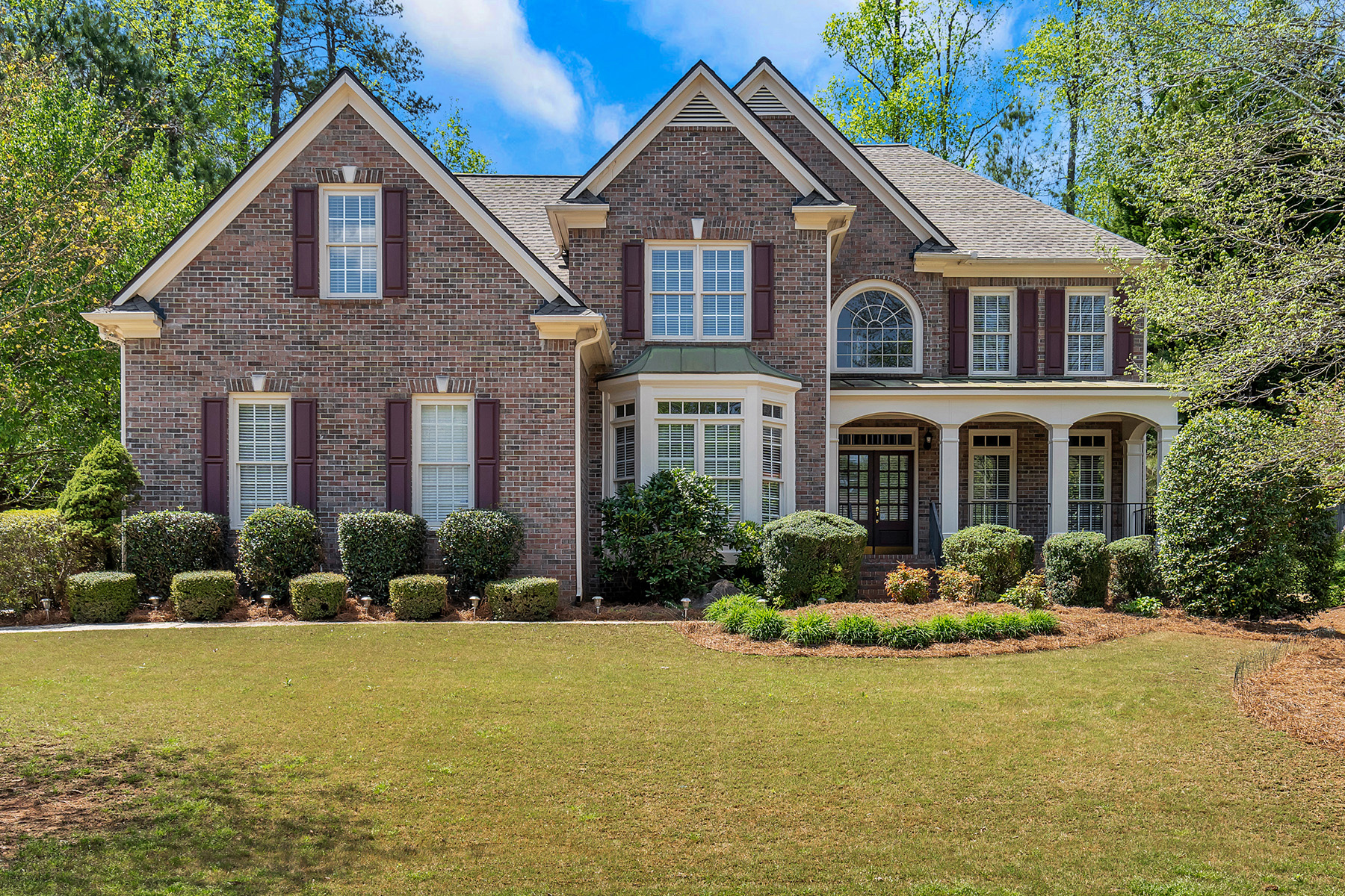 Single Family Homes for Active at Vinings Estates Gem 754 Vinings Estates Dr Mableton, Georgia 30126 United States