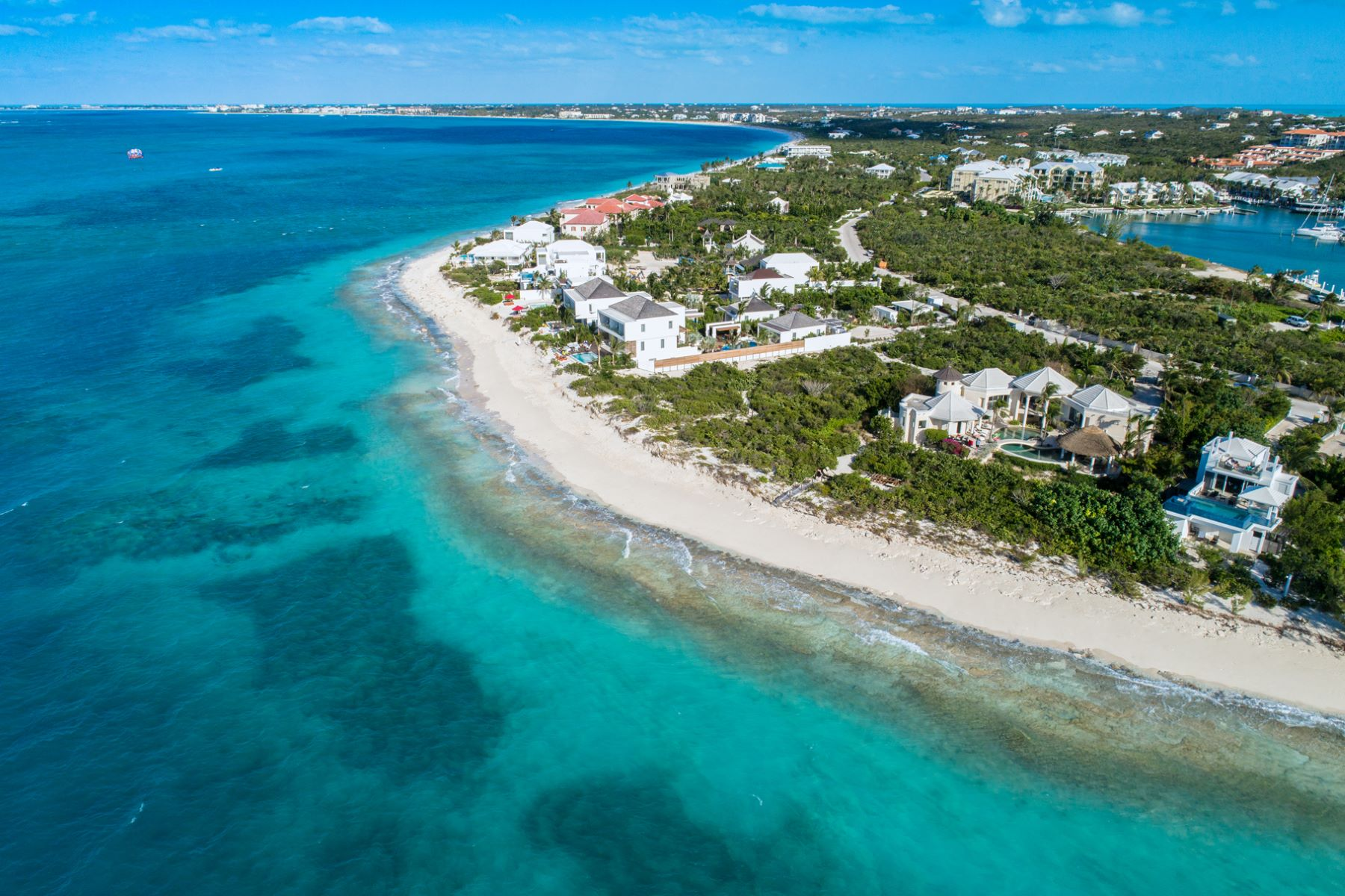 Land for Sale at Residential Vacant Land Turtle Cove Beachfront Turtle Cove, TKCA 1ZZ Turks And Caicos Islands