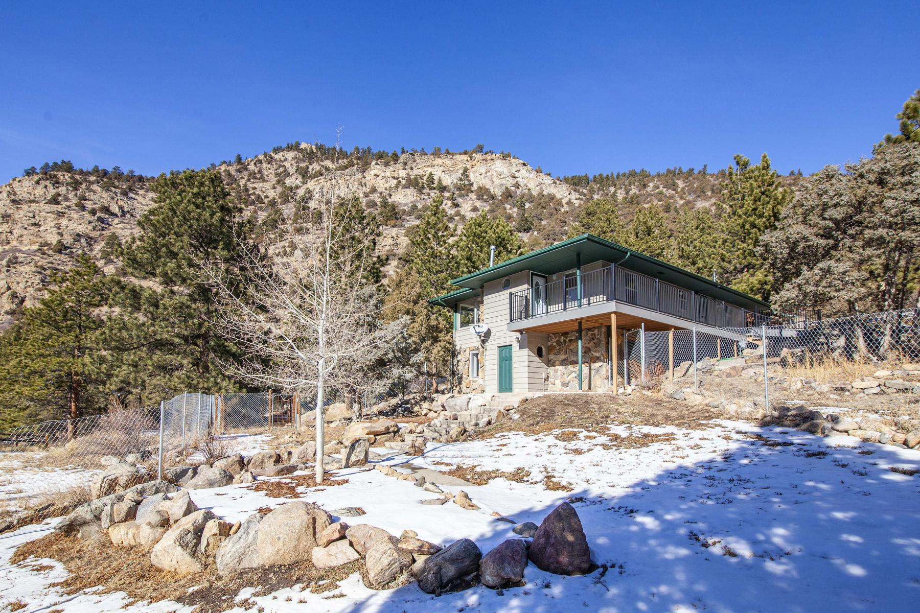 Single Family Homes のために 売買 アット Dumont, コロラド 80436 アメリカ