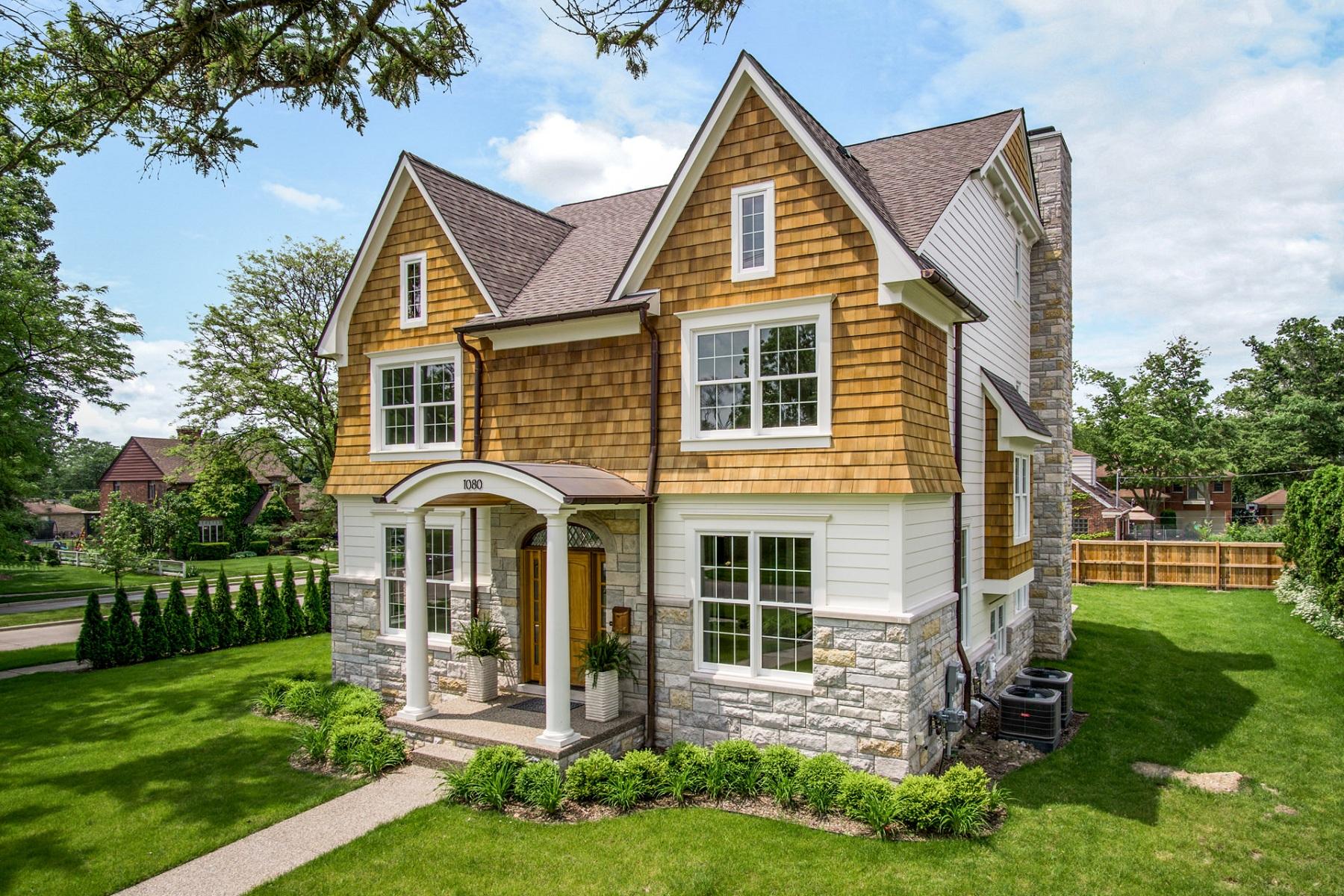 Single Family Homes for Active at Birmingham 1080 Pleasant Street Birmingham, Michigan 48009 United States