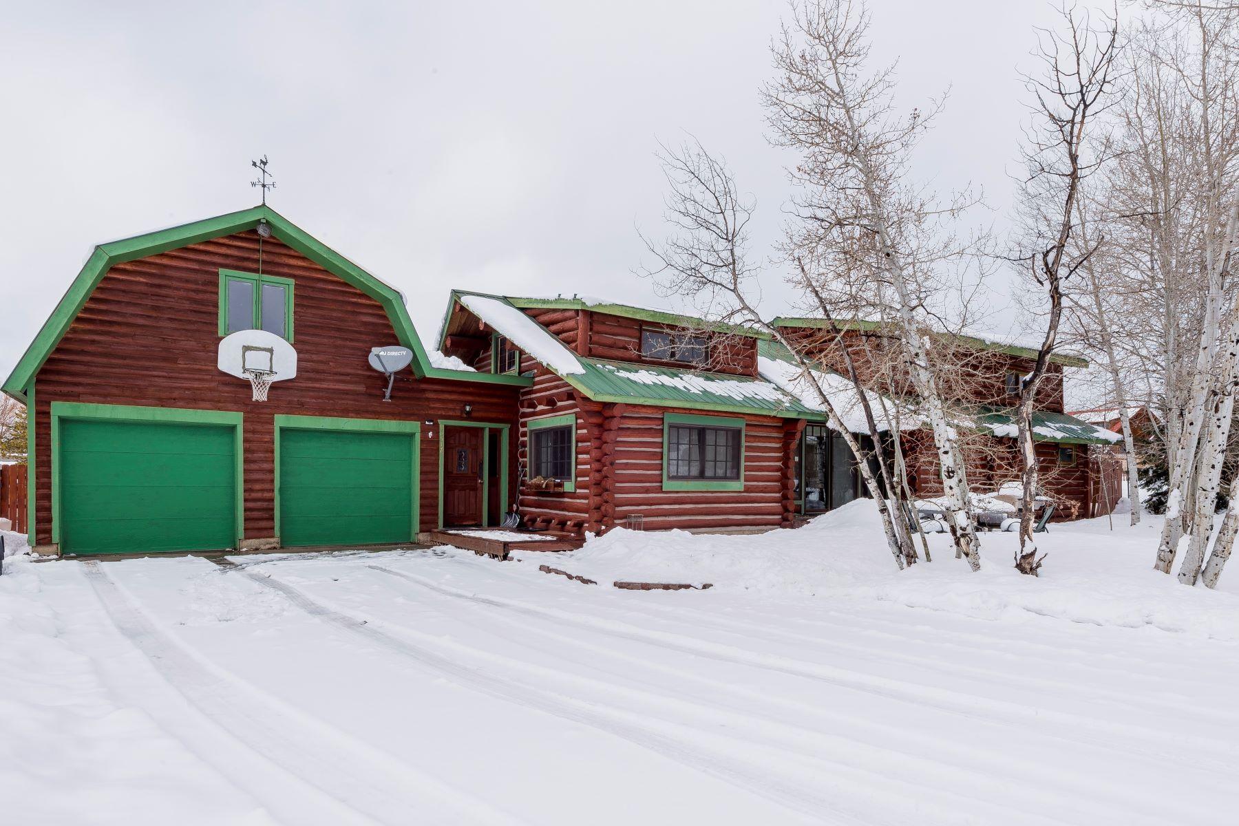 Частный односемейный дом для того Продажа на Spacious Steamboat II Home 40517 Steamboat Drive, Steamboat Springs, Колорадо, 80487 Соединенные Штаты