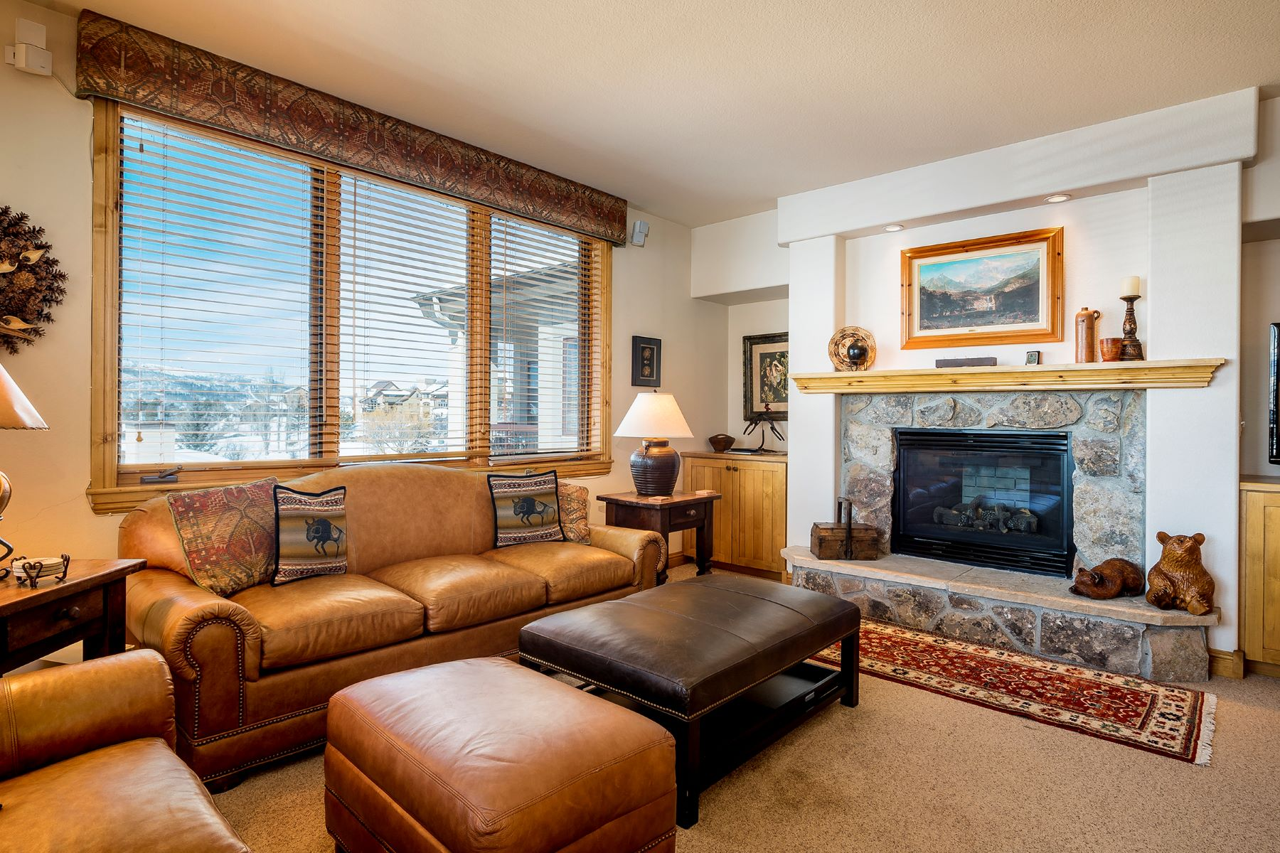 Condominium for Active at Top Floor Ski-In/Ski-Out Torian Creekside 1875 Ski Time Square Drive #715 Steamboat Springs, Colorado 80487 United States
