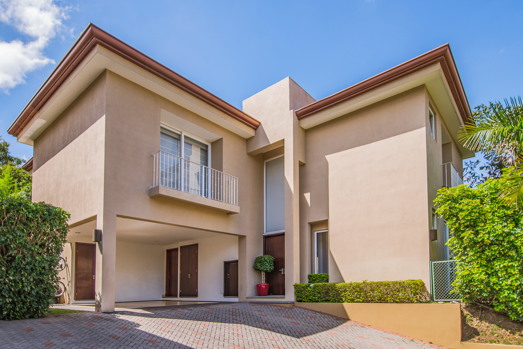 Single Family Home for Sale at 4B/5B Family Home in Gated Community, house for sale in Escazú, San José Escazu, San Jose Costa Rica