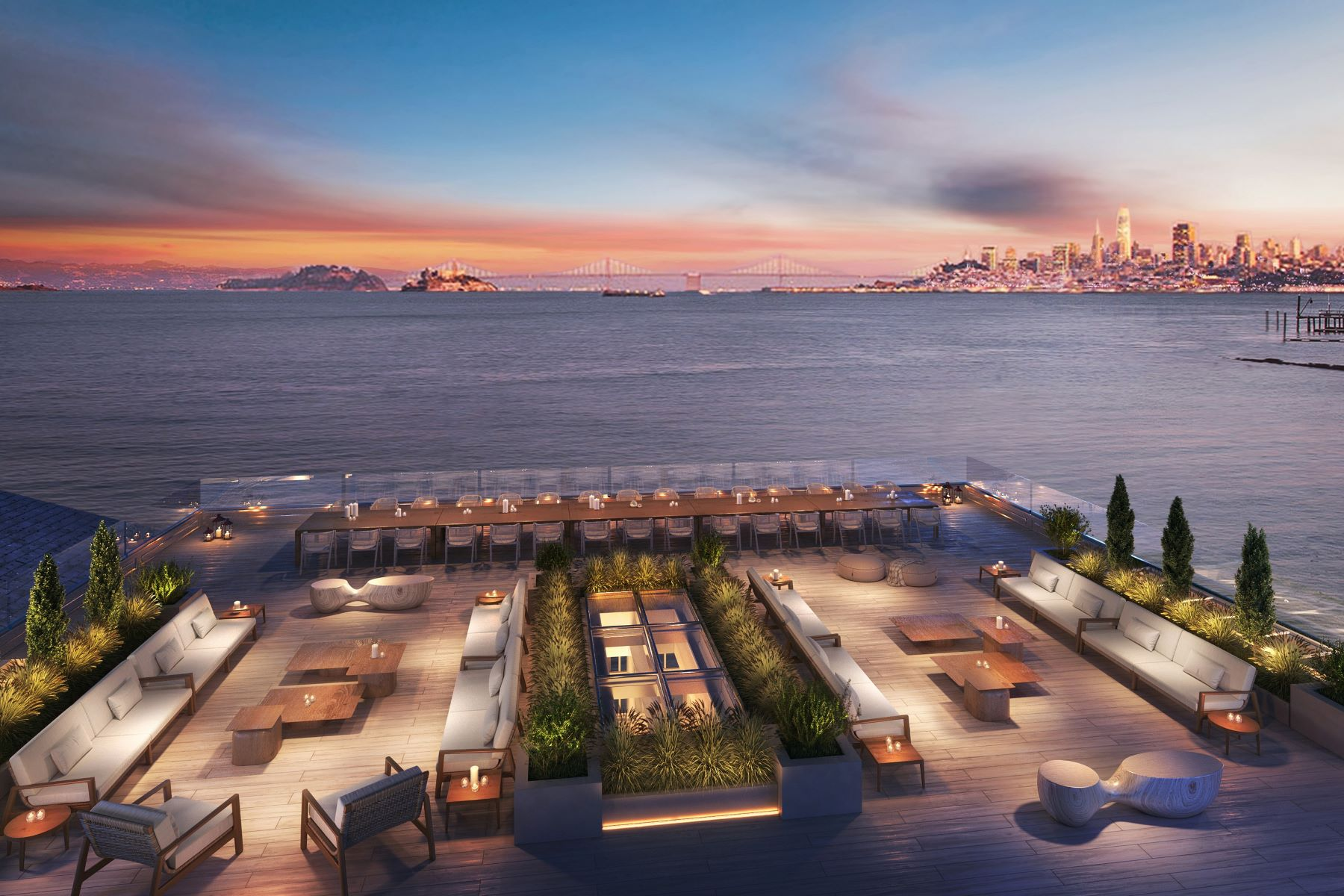 Single Family Homes for Active at Sausalito Waterfront Compound 201 Bridgeway Sausalito, California 94965 United States