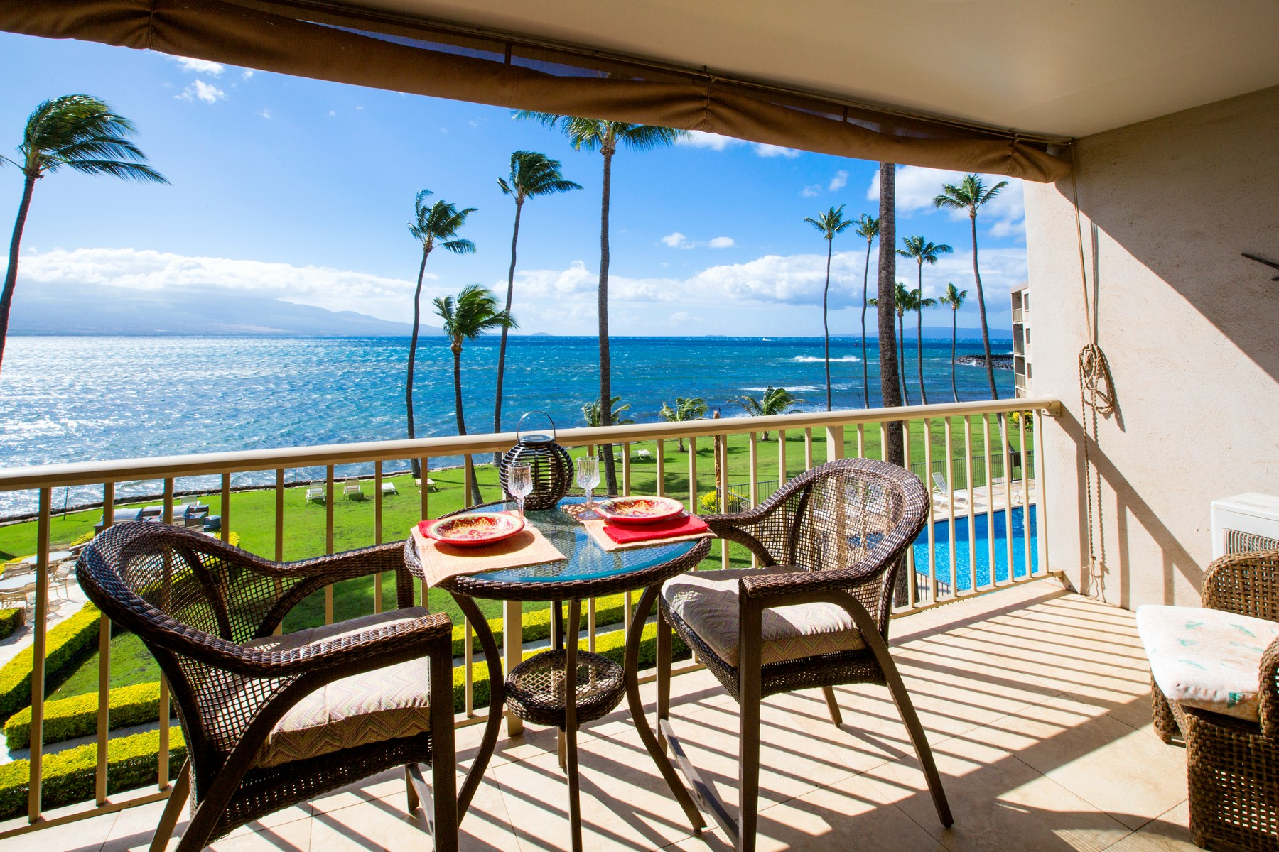 Condominium for Sale at Live Ocean Front 70 Hauoli Street, Maalaea Kai 311 Wailuku, Hawaii 96793 United States