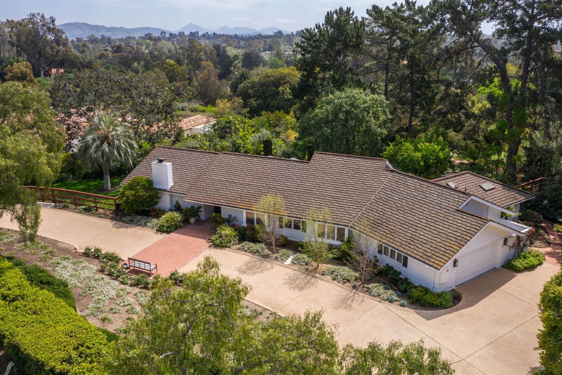 Property for Sale at 6055 Lago Lindo Rancho Santa Fe, California 92067 United States