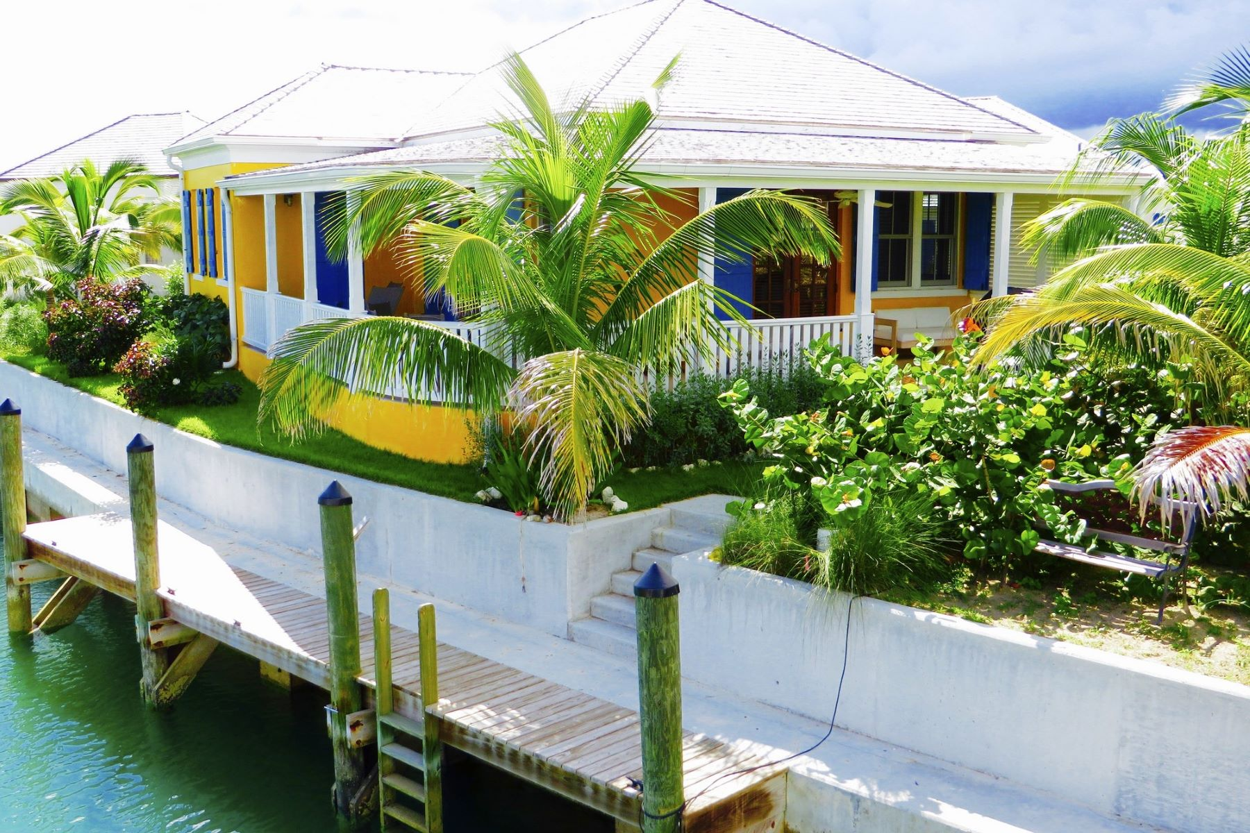 Single Family Home for Sale at EVER SUNWARD Cottage, The Island at Schooner Bay Village Schooner Bay, Abaco Bahamas