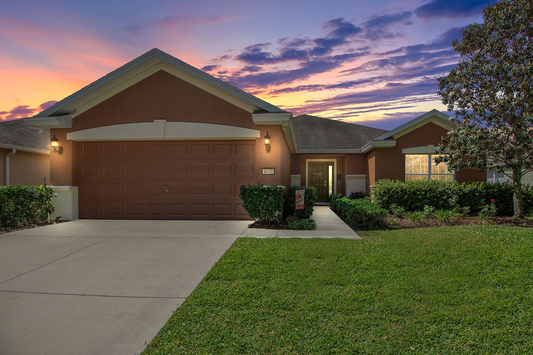 Single Family Homes for Active at OCALA 4670 SW 40TH LANE Ocala, Florida 34474 United States