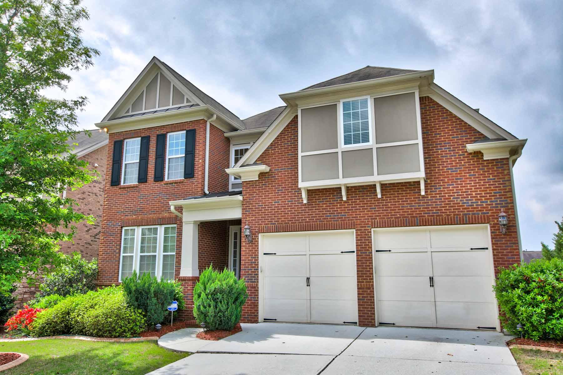 단독 가정 주택 용 매매 에 Fabulous Home On A Great Lot 2236 Fort Drive SE Smyrna, 조지아, 30080 미국