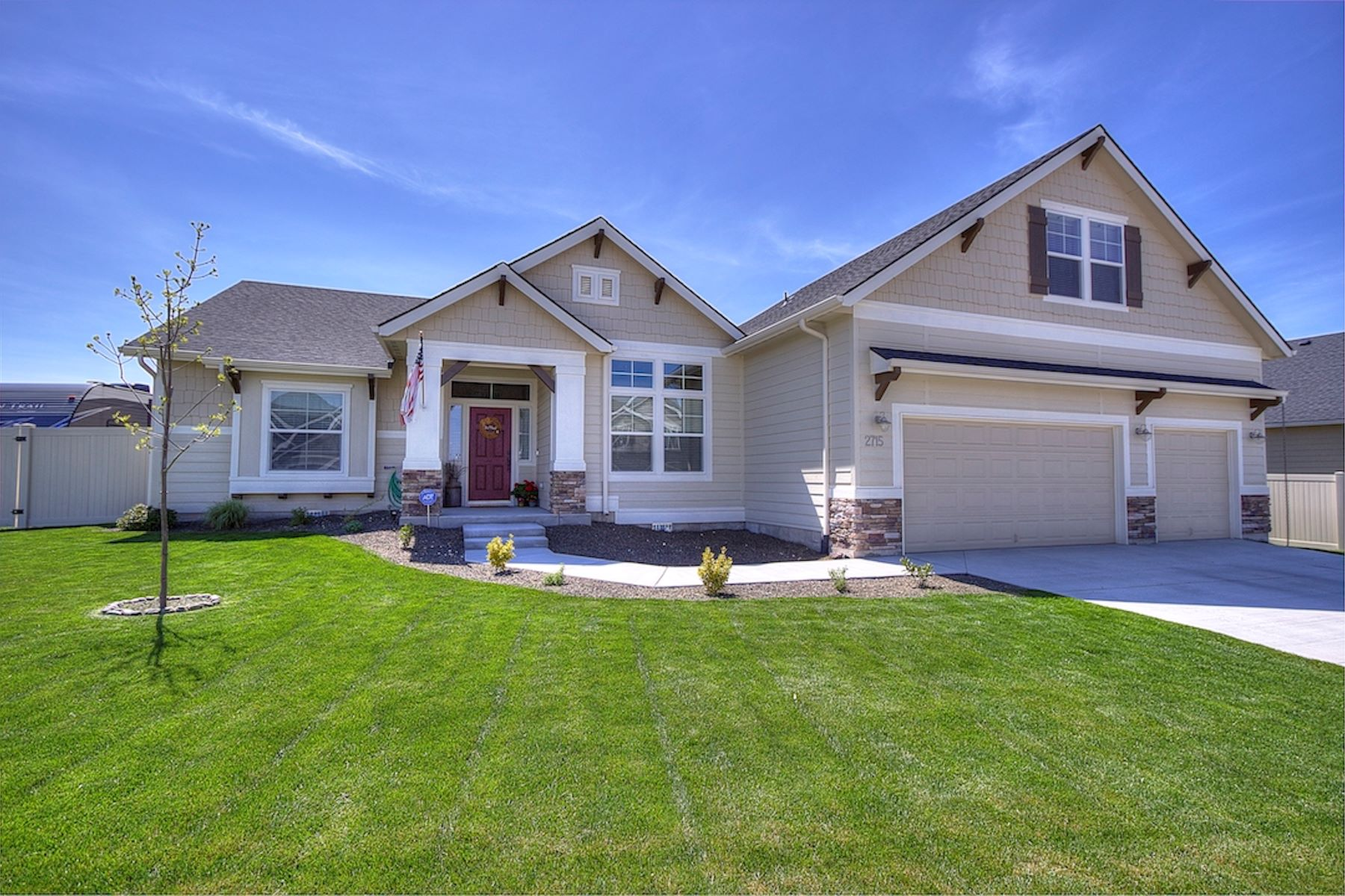 Single Family Home for Active at 2715 Aquamarine St., Kuna 2715 W Aquamarine St Kuna, Idaho 83634 United States