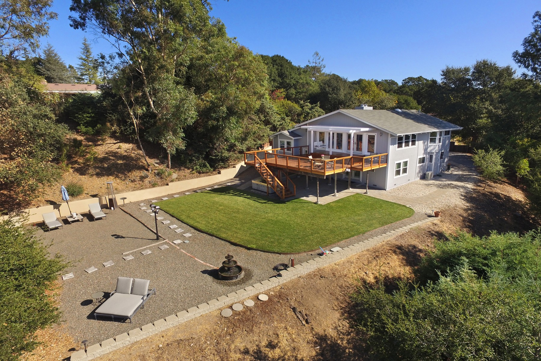 Single Family Homes for Sale at Country in the City 2245 Sycamore Avenue Santa Rosa, California 95404 United States
