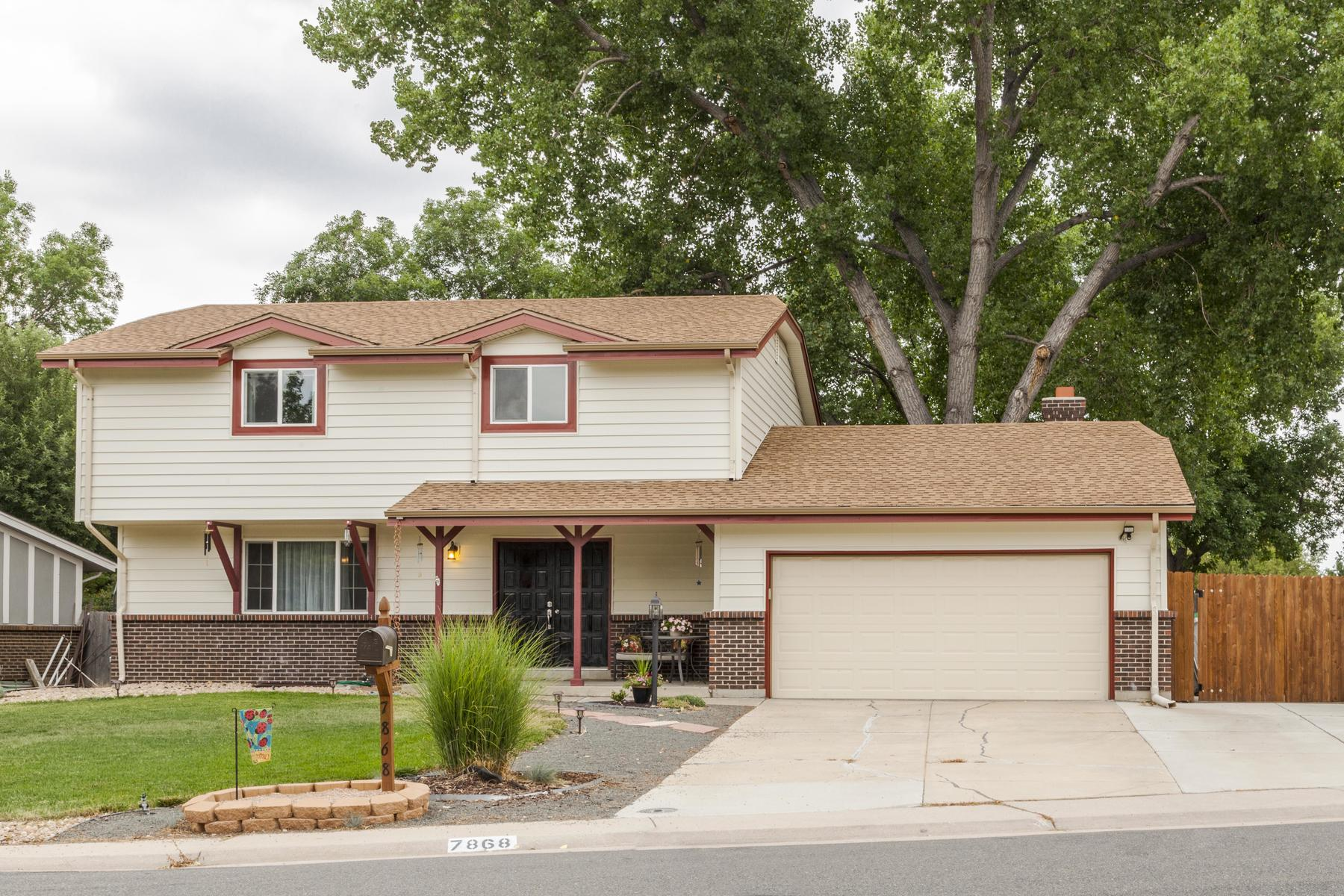 Single Family Home for Sale at 7868 West 82nd Place Arvada, Colorado, 80005 United States