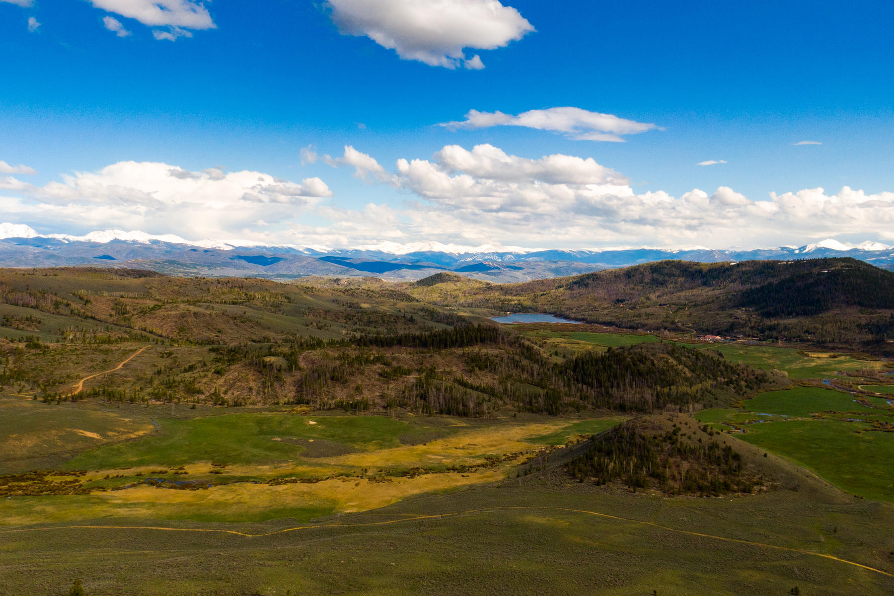 Land for Sale at Lot 17 Grand County Road 4081 Granby, Colorado 80446 United States