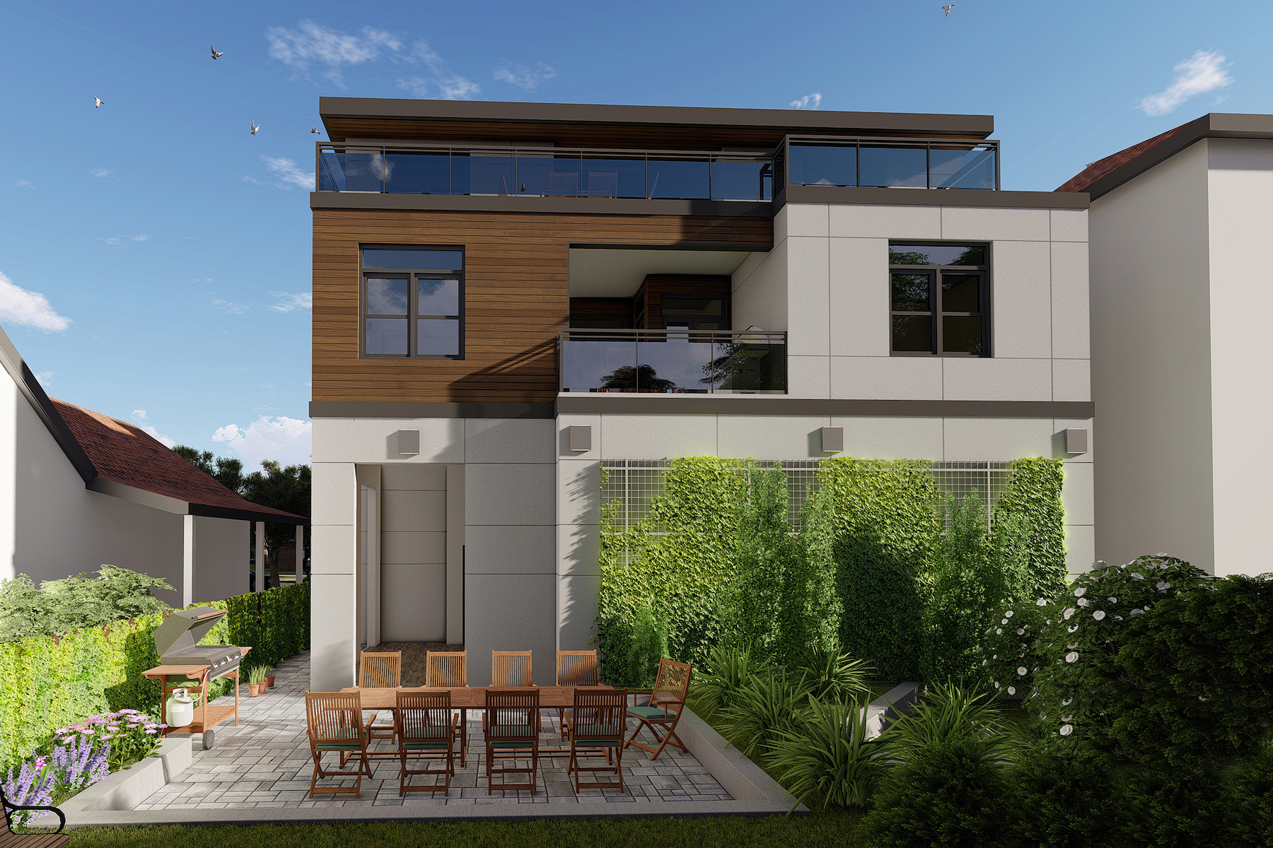 Condominium for Active at Desirable Location on Laurel 926 Laurel Street San Carlos, California 94070 United States