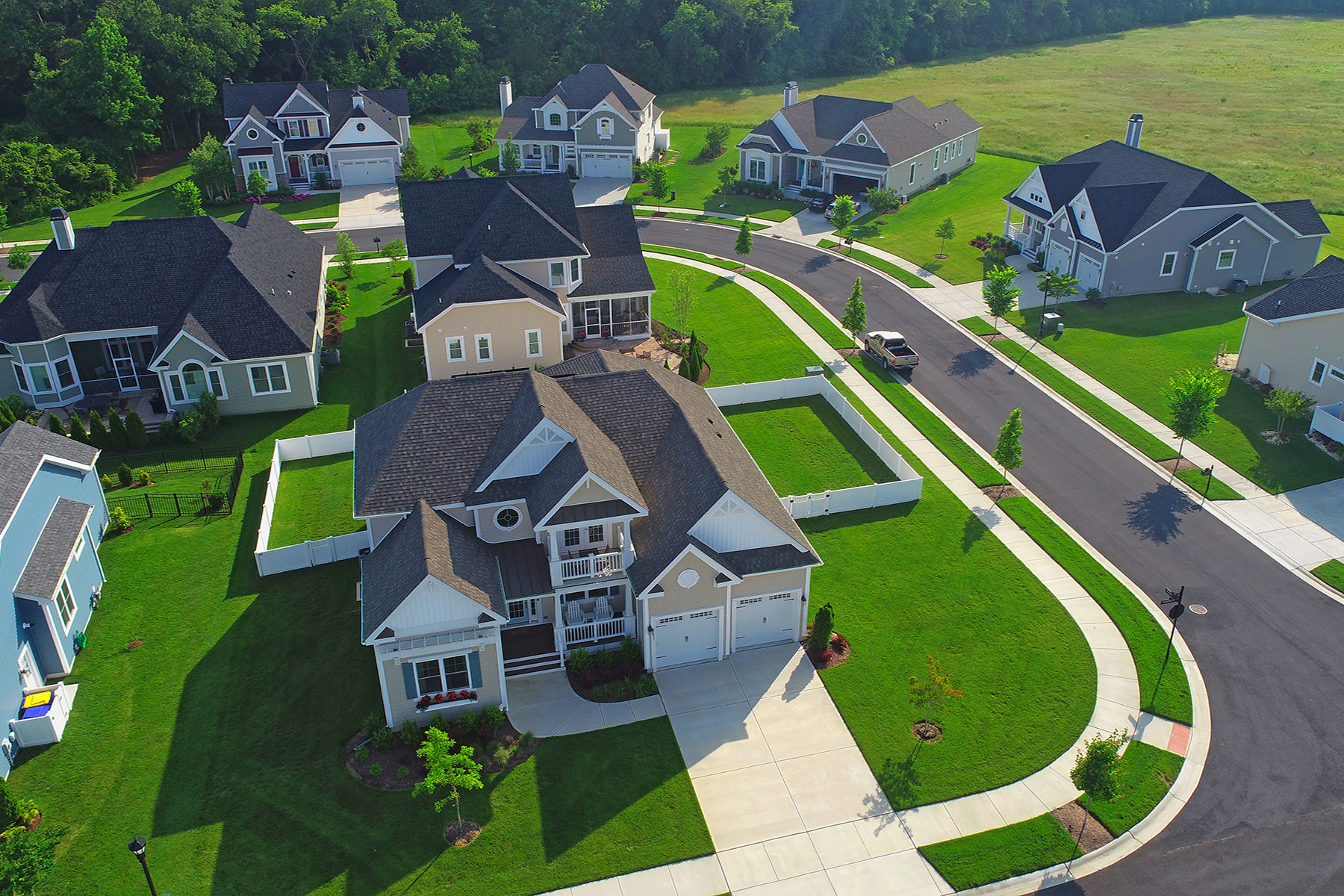 Enfamiljshus för Försäljning vid 17601 Venables Dr , Lewes, DE 19958 17601 Venables Dr, Lewes, Delaware 19958 Usa