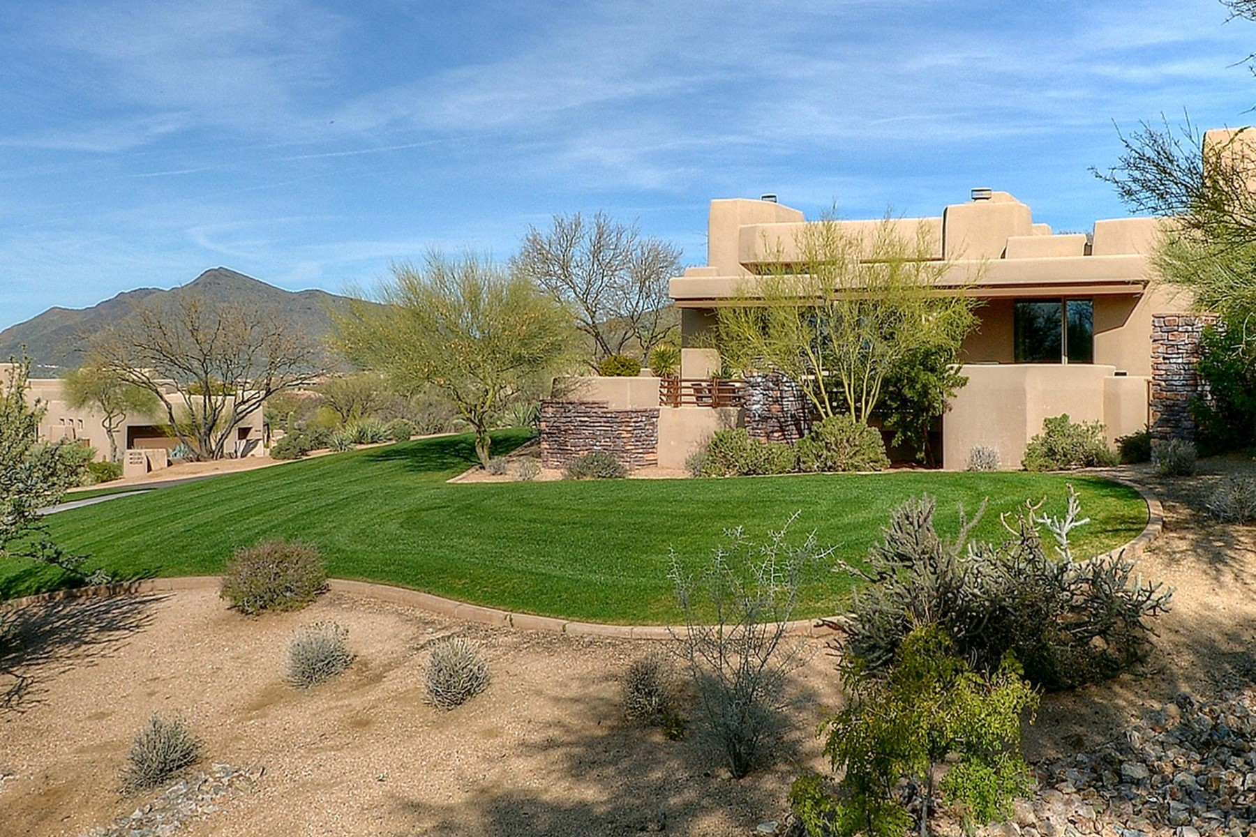 Single Family Home for Sale at Stunning property in the Apache Cottage enclave 40119 N 110th Pl Scottsdale, Arizona, 85262 United States