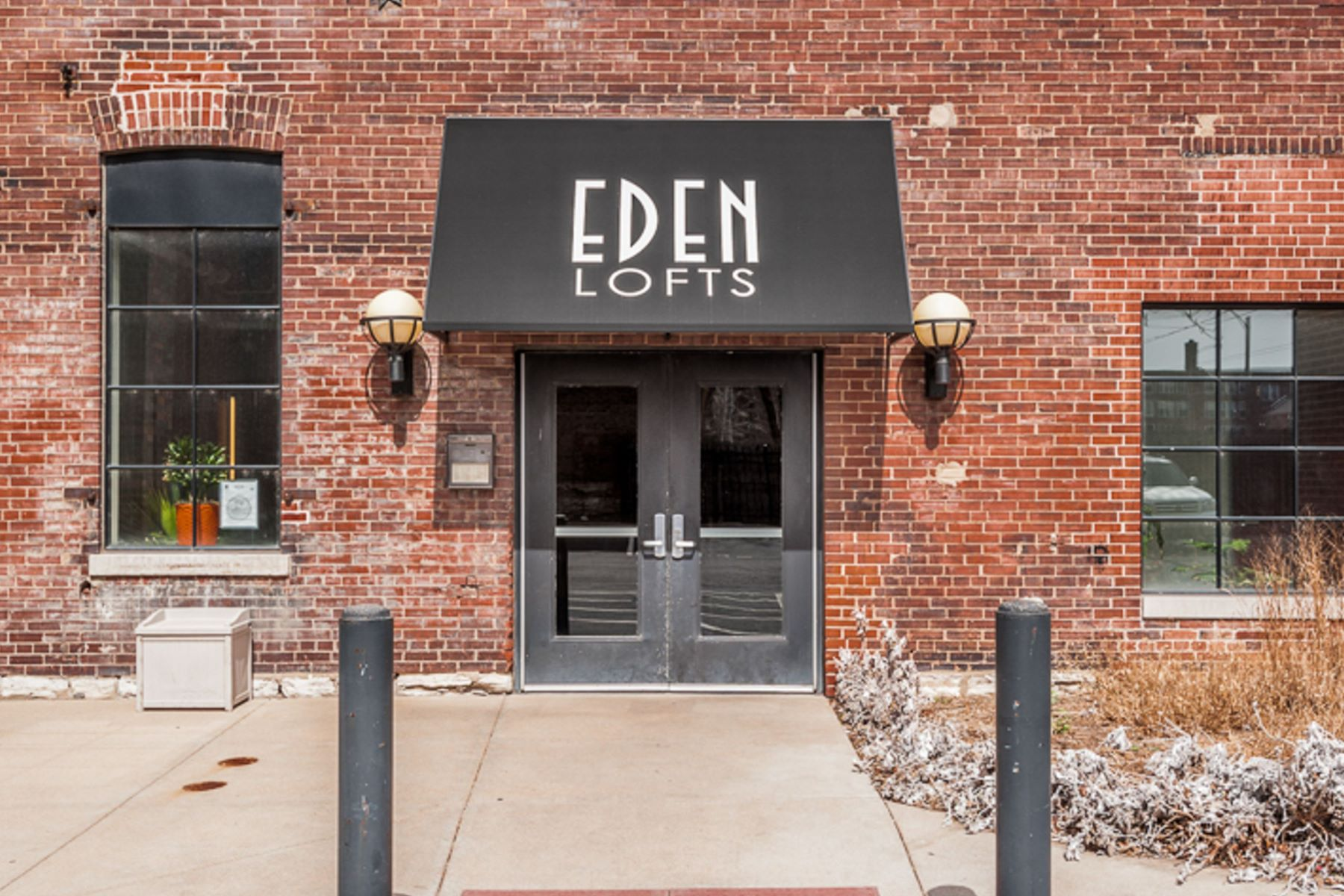 Additional photo for property listing at Eden Lofts 1720 Chouteau #204 St. Louis, Missouri 63103 United States