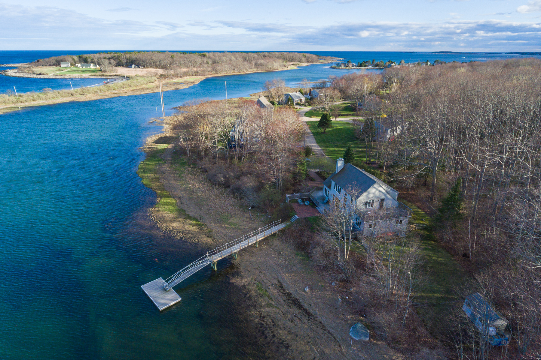 Single Family Home for Sale at 25 Kings Lane Kennebunkport, Maine 04046 United States