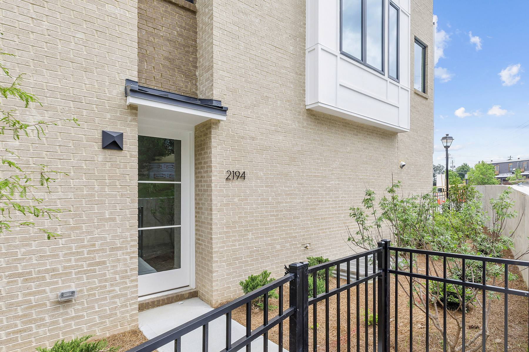 Single Family Homes for Sale at 17 Modern Townhomes in the Heart of Chamblee 5404 Peachtree Road No. 6 Chamblee, Georgia 30341 United States