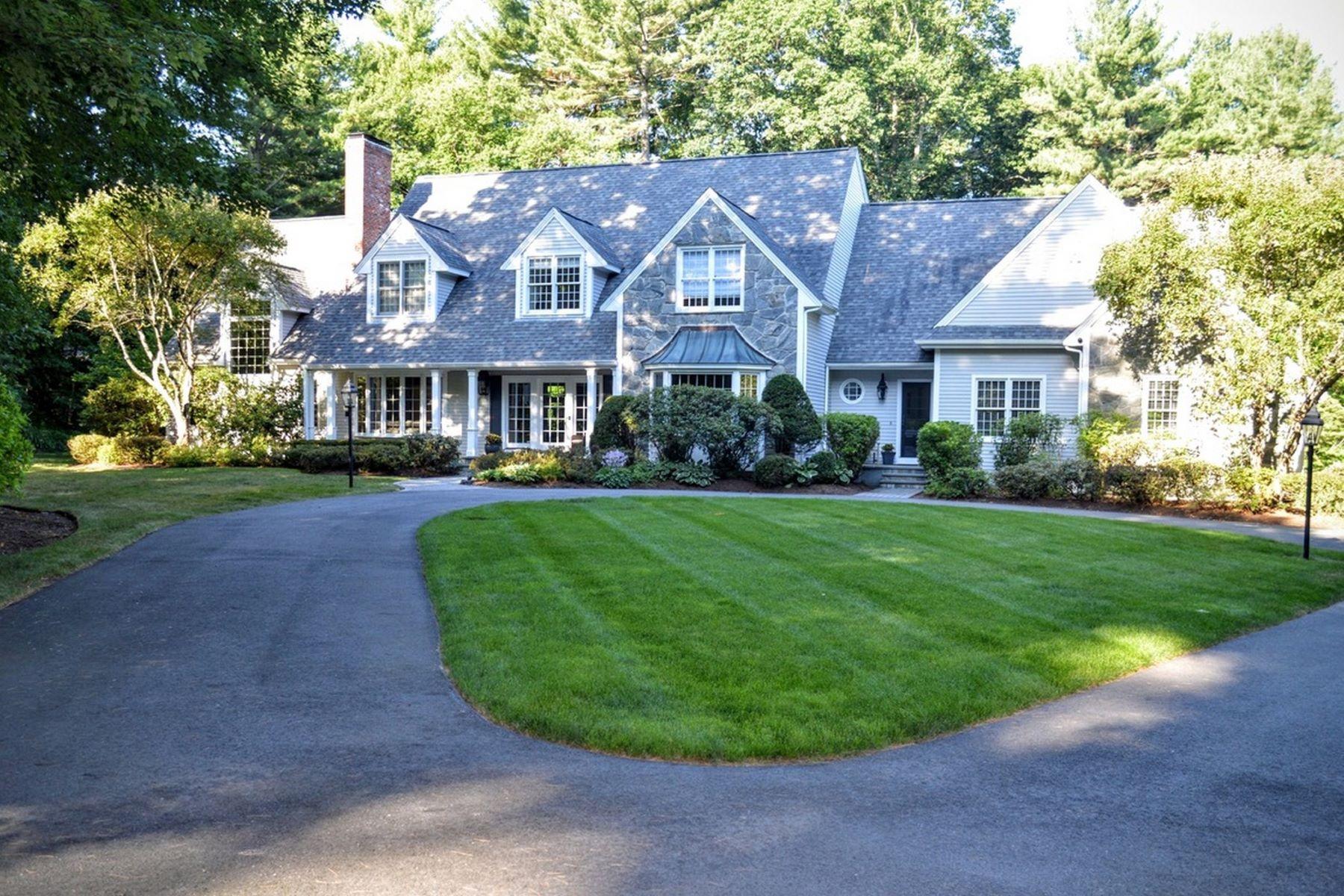 Nhà ở một gia đình vì Bán tại 255 Mattison Drive, Concord Concord, Massachusetts, 01742 Hoa Kỳ