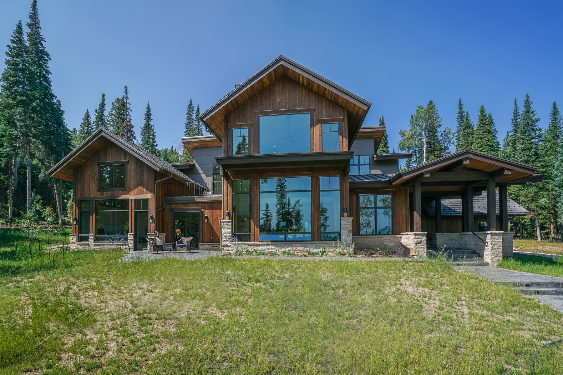 Single Family Homes للـ Sale في Spectacular new construction in Cordillera Summit 722 Granite Springs Trail, Edwards, Colorado 81632 United States