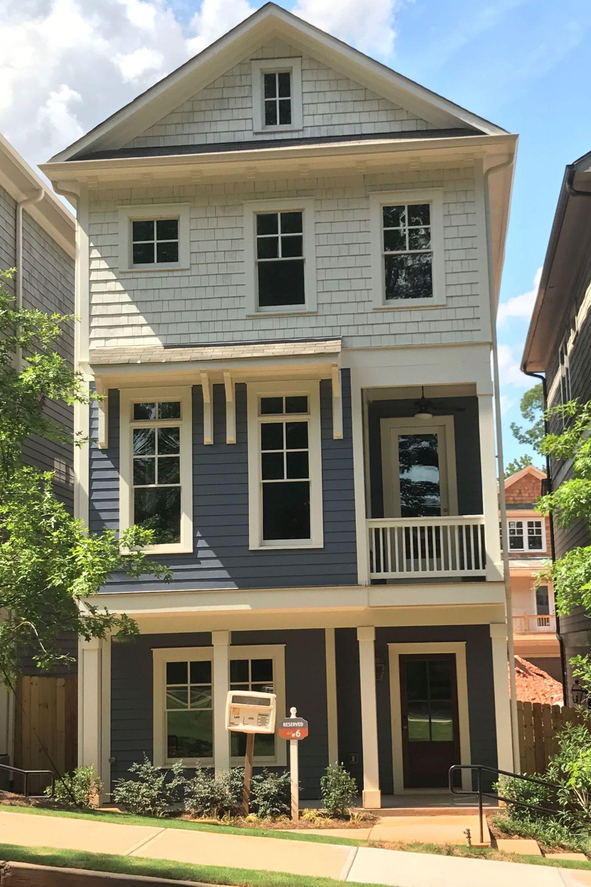 Maison unifamiliale pour l Vente à Gorgeous Decatur Cottage 2820 Craigie Avenue Lot 14 Decatur, Georgia, 30030 États-Unis