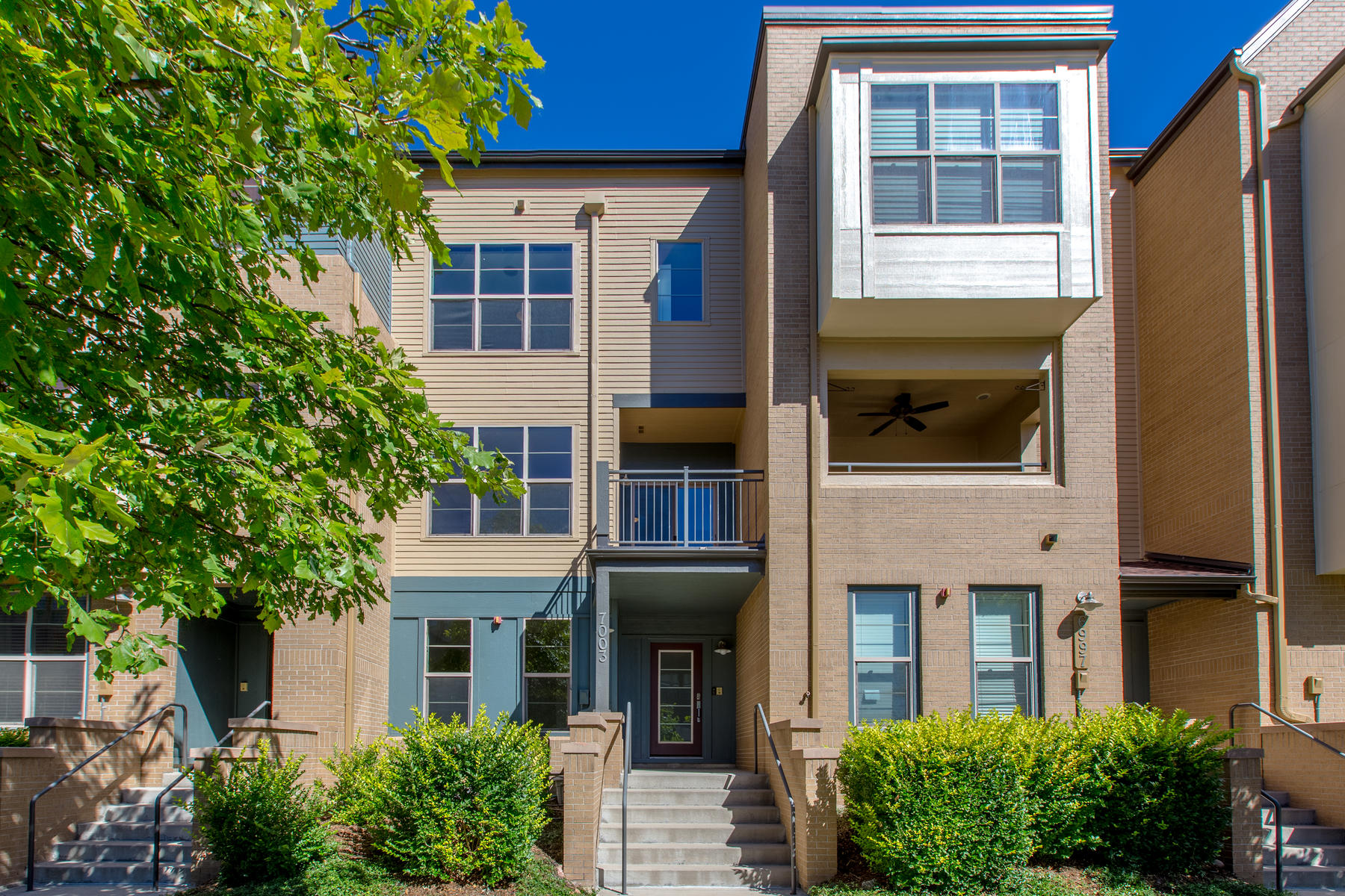 Townhouse for Active at 4 Story Townhome within Easy Walking Distance to Amenities 7003 West Virginia Avenue Lakewood, Colorado 80226 United States