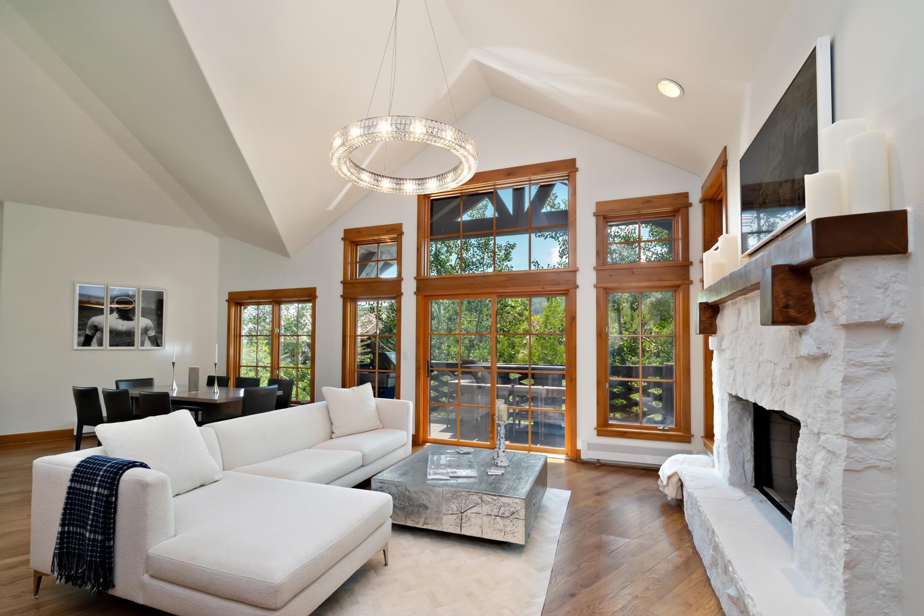 Condominiums pour l Vente à Settlers Lodge #201 1087 Bachelor Ridge Road #201, Beaver Creek, Colorado 81620 États-Unis