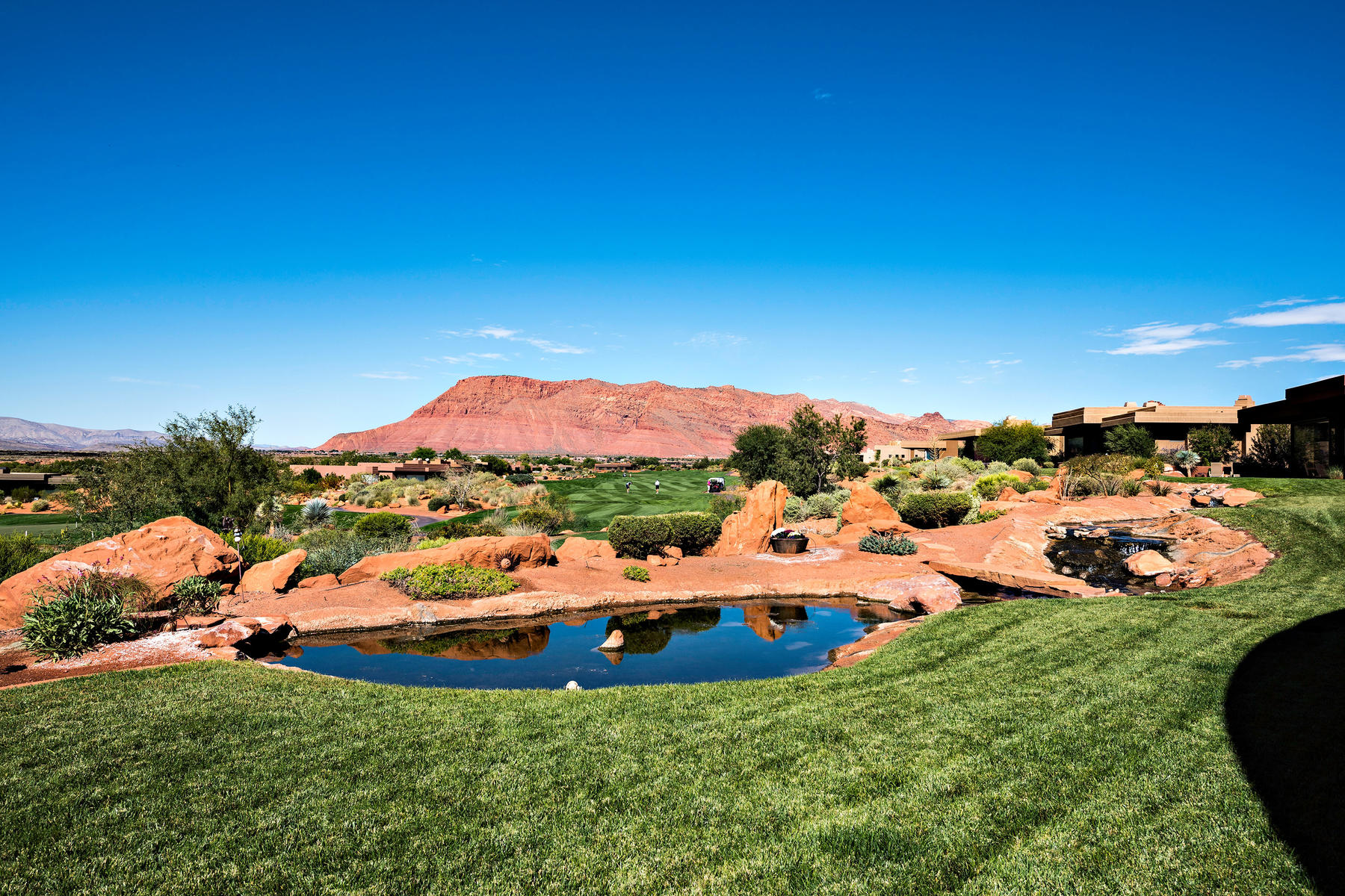 Additional photo for property listing at Contemporary Elegance 2331 W Entrada Trail #74 St. George, Utah 84770 United States