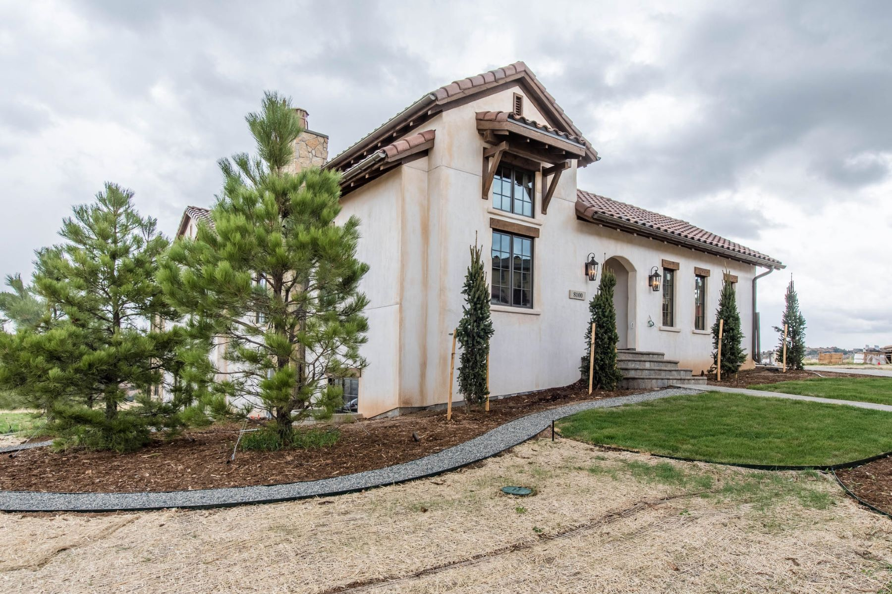 Single Family Home for Sale at Hollister Michaels offering Italian Farmhouse 8100 Palladio Ct Littleton, Colorado, 80125 United States