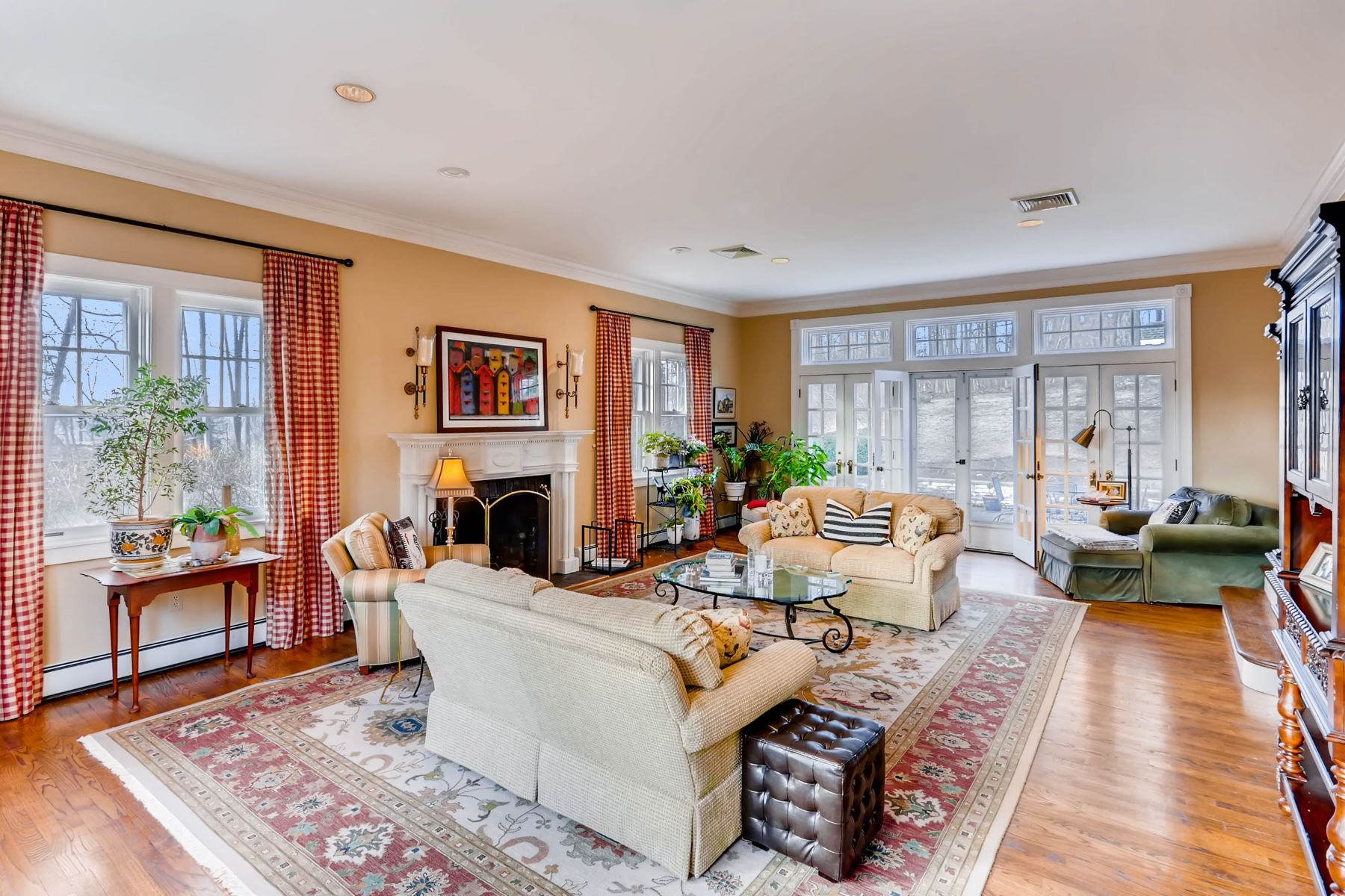 Single Family Homes for Sale at Greenspring Valley 424 Garrison Forest Road Owings Mills, Maryland 21117 United States