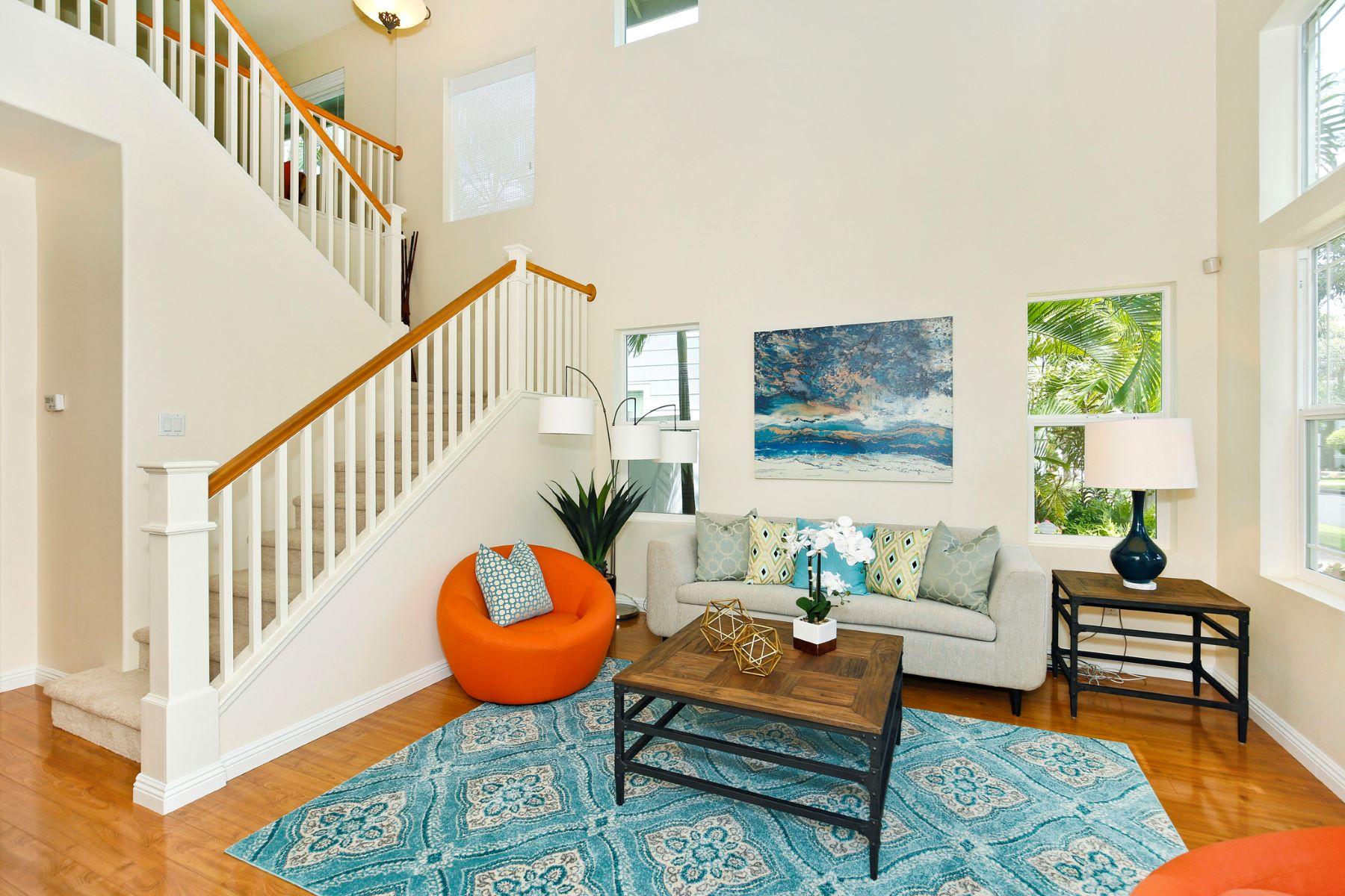 独户住宅 为 销售 在 Ocean Pointe Treasure 91-1032 Kaianae Street 伊娃海滨, 夏威夷 96706 美国