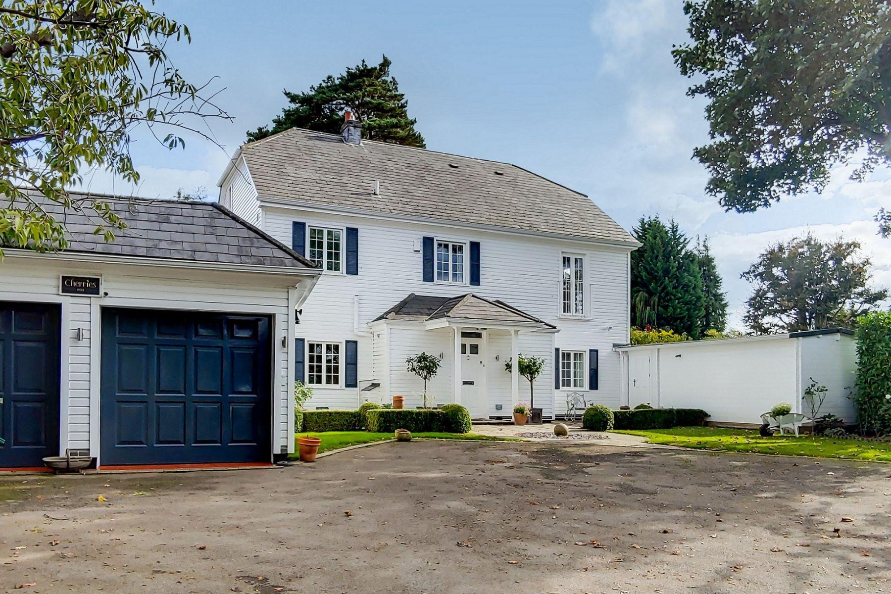 Single Family Homes for Sale at Cherries 31 Stevens Lane Esher, England KT10 0TD United Kingdom