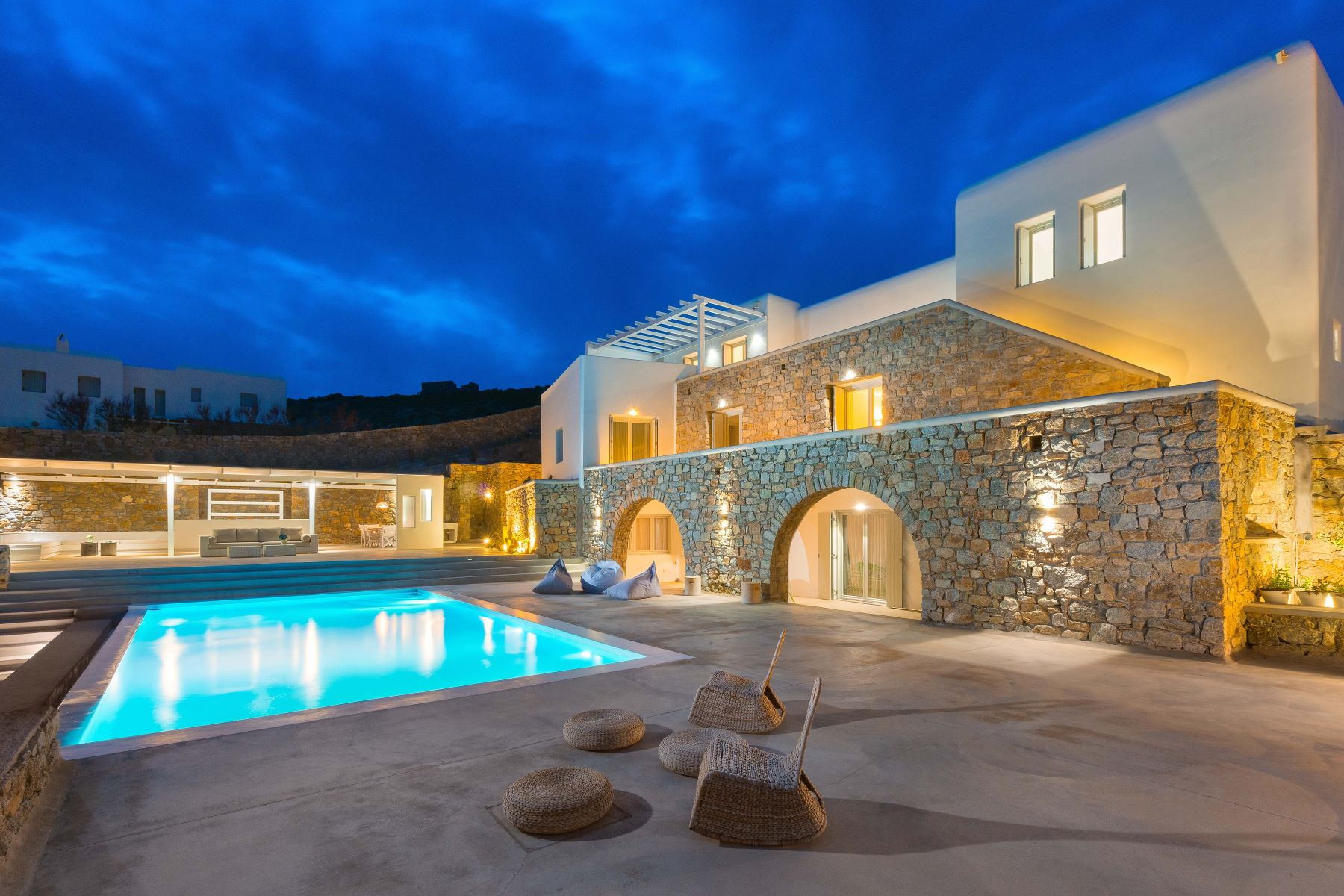Single Family Home for Sale at Blue Element Choulakia Mykonos, Southern Aegean, 84600 Greece