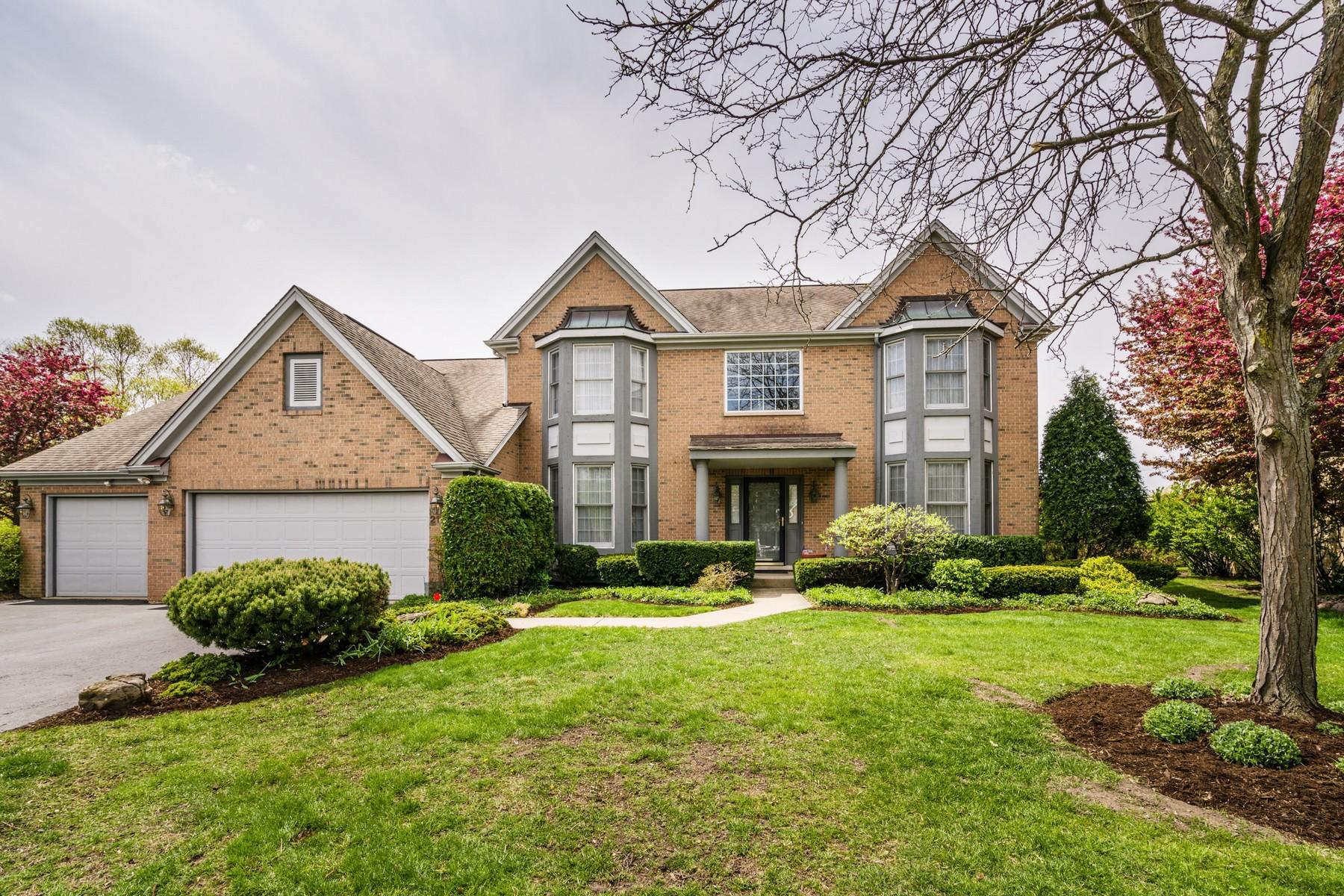 Villa per Vendita alle ore Sought-After Home in Glenlake Estates 2114 Warwick Lane Glenview, Illinois, 60026 Stati Uniti