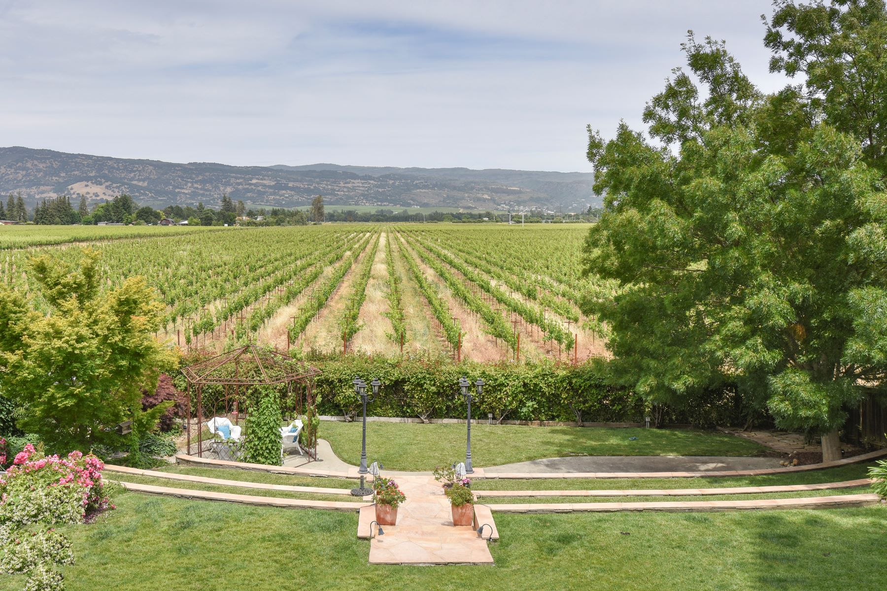 Single Family Home for Sale at Incomparable Vineyard Views and a Spacious Floor Plan 1202 Darling Street Napa, California, 94558 United States