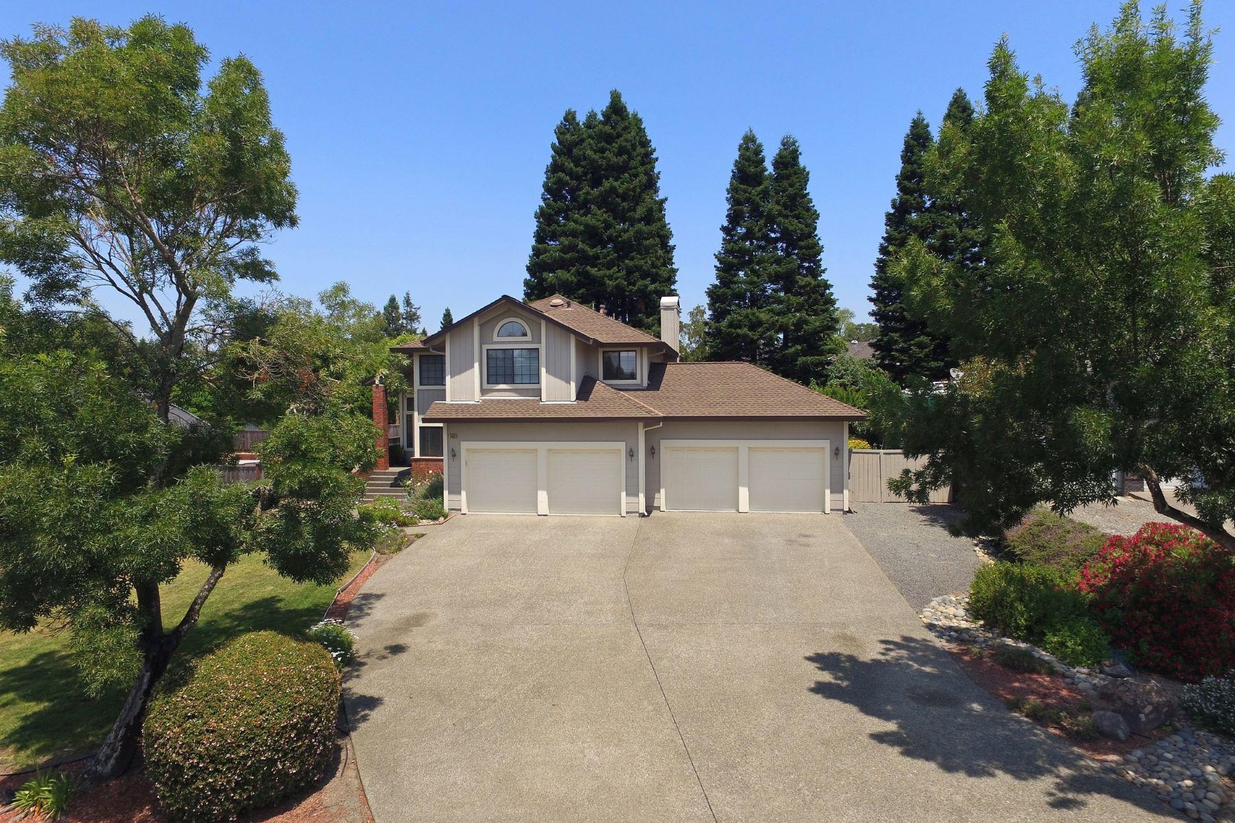 Single Family Homes for Sale at Vinecrest Estates 9465 Vinecrest Road Windsor, California 95492 United States