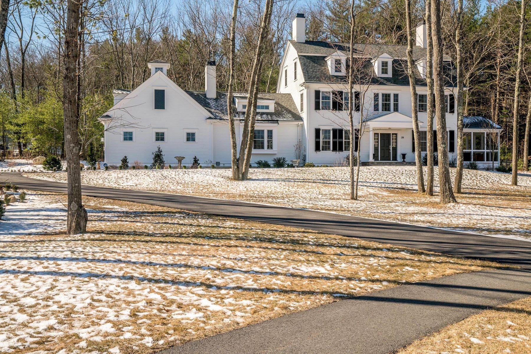 独户住宅 为 销售 在 Cosentino 29 Mill Pond 博尔顿, 马萨诸塞州 01740 美国
